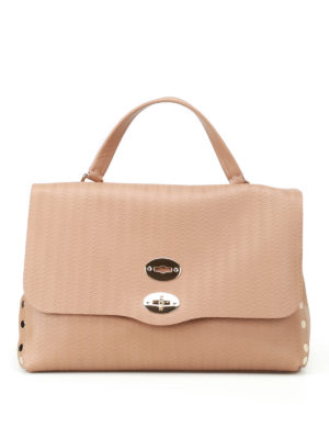 Zanellato: totes bags - Postina medium Cashmere Blandine