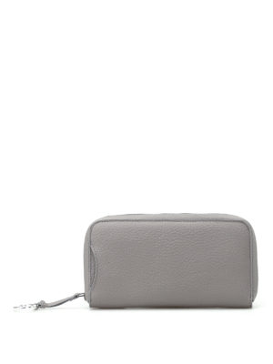 Zanellato: wallets & purses - Cashmere Pura zip-around wallet