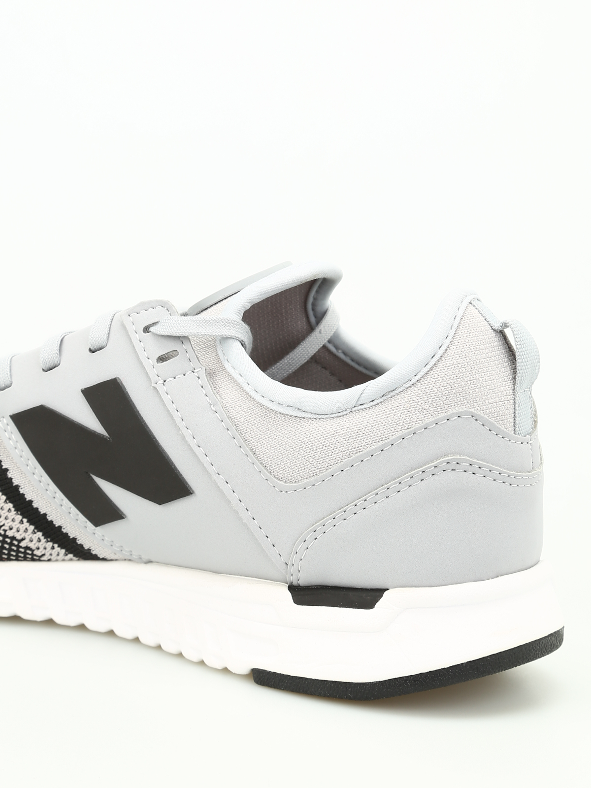 New Balance 247 Technical Knit Sneakers cxNcECdEW2