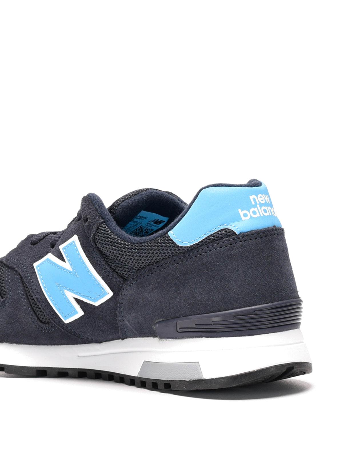 new balance 565 damen blau