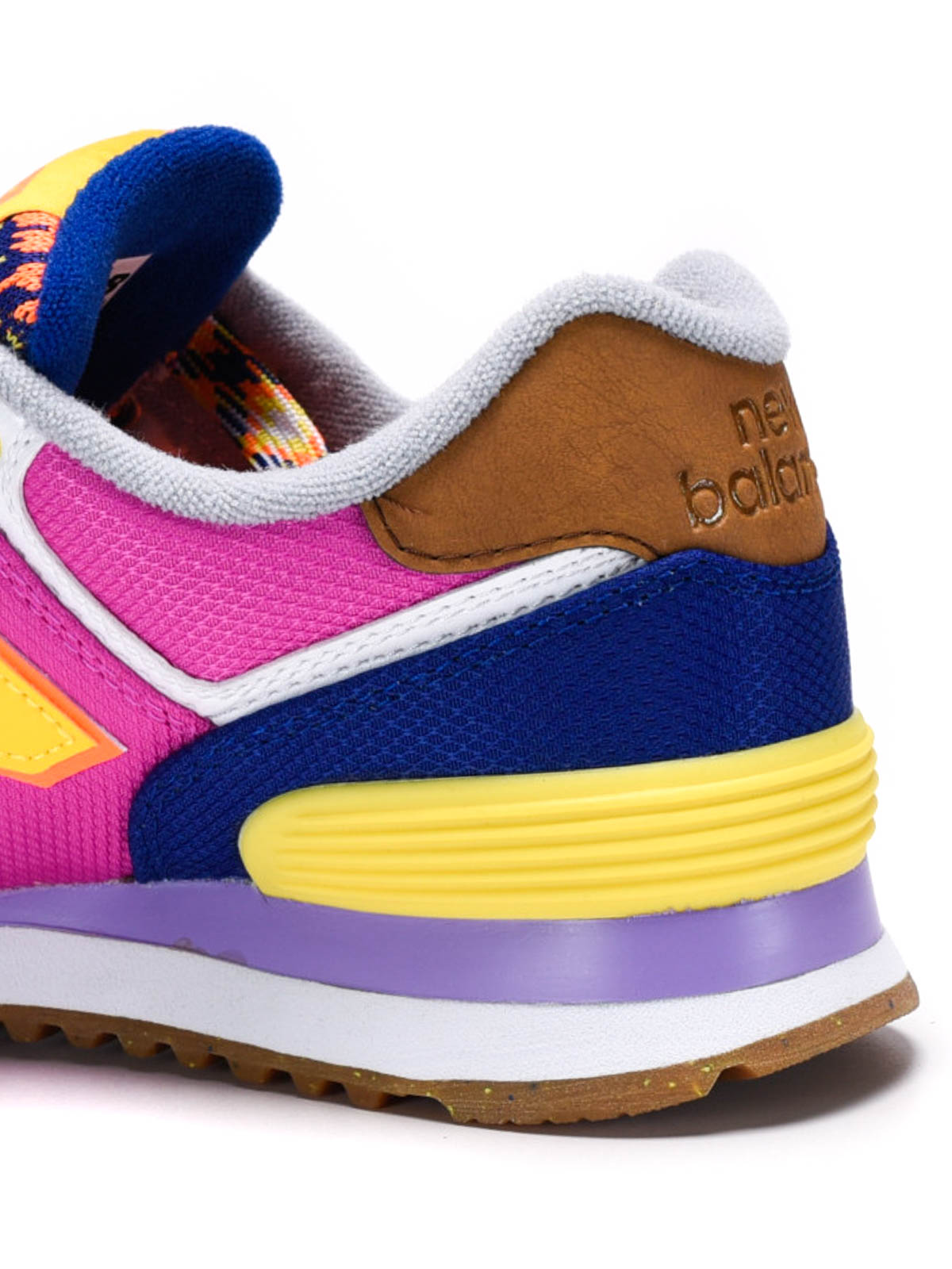574 high-tech fabric sneakers by New Balance - trainers | iKRIX