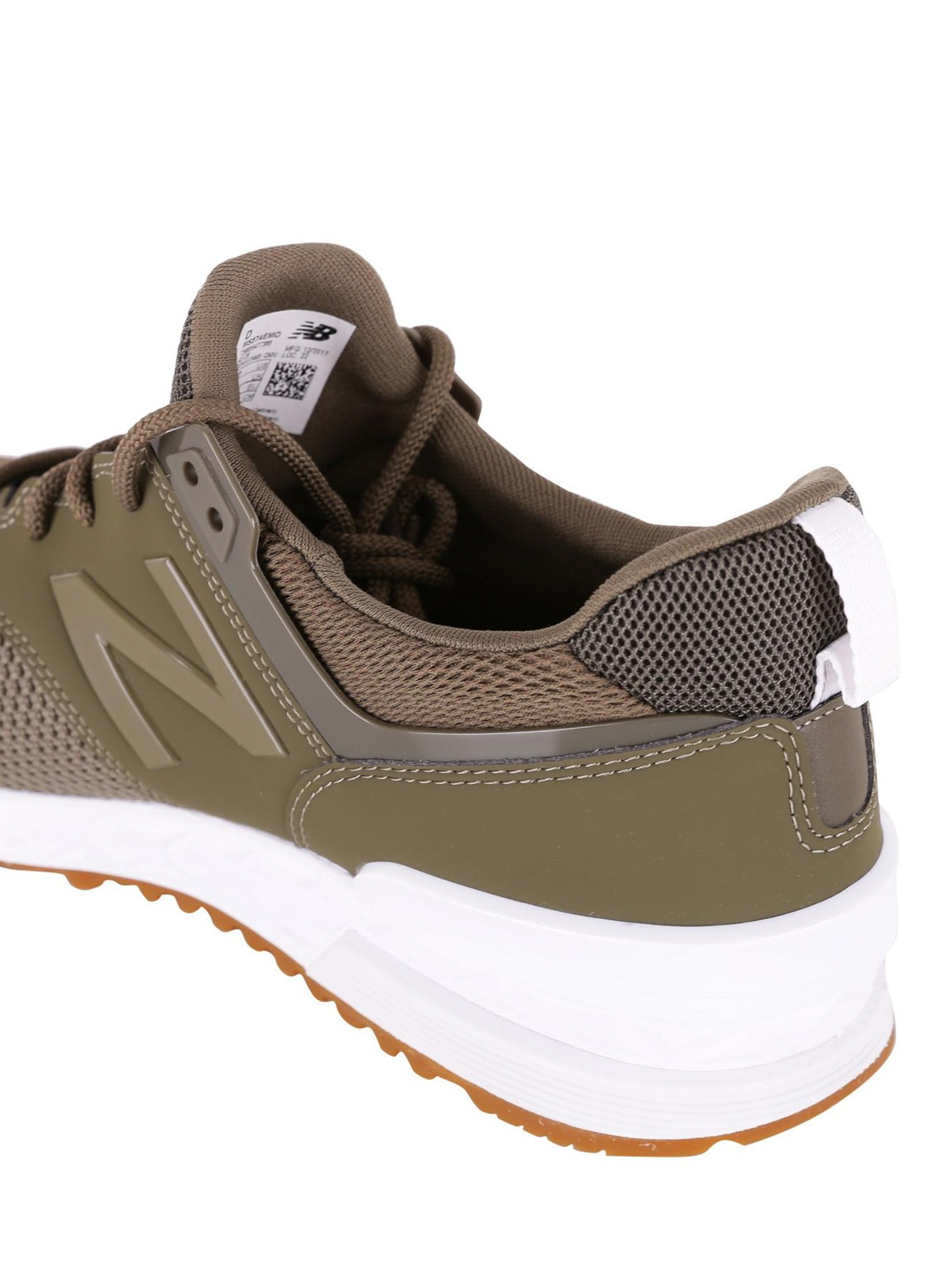 check out 3ca1f ef4ad New Balance - 574 Sport army green sneakers - trainers ...