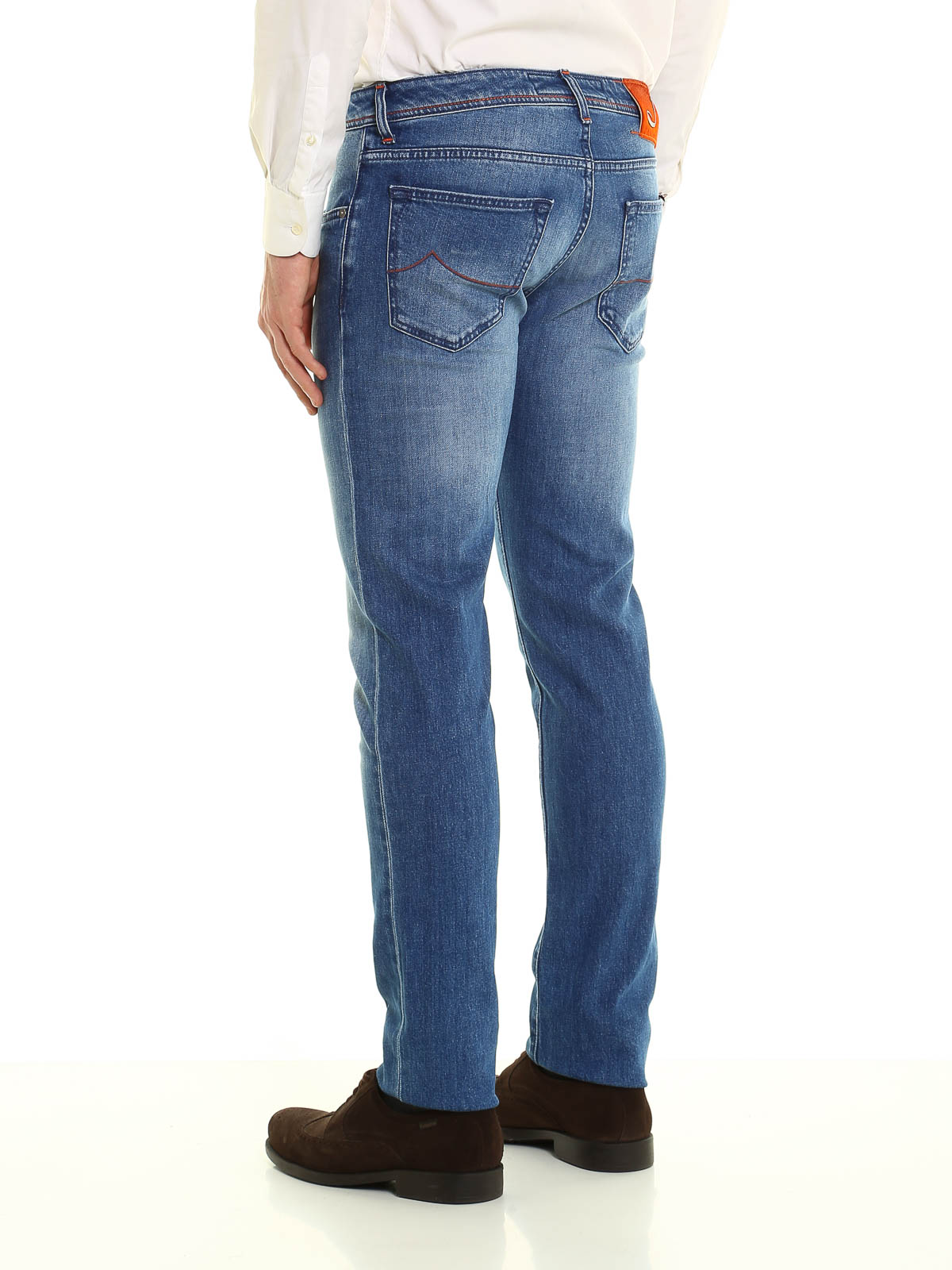 b994866d61469 Jacob Cohen - 622 Denim jeans - straight leg jeans - PW622 COMF ...