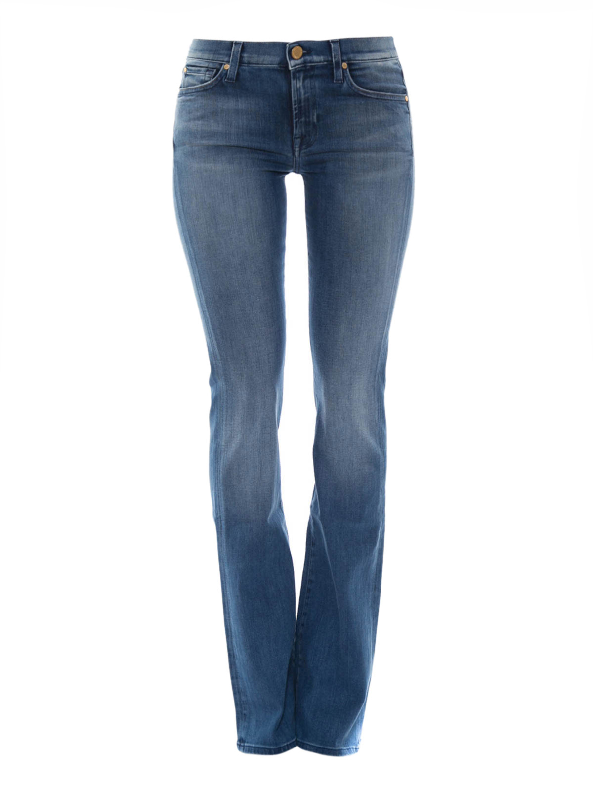 jeans a zampa 7 for all mankind jeans bootcut ikrix. Black Bedroom Furniture Sets. Home Design Ideas