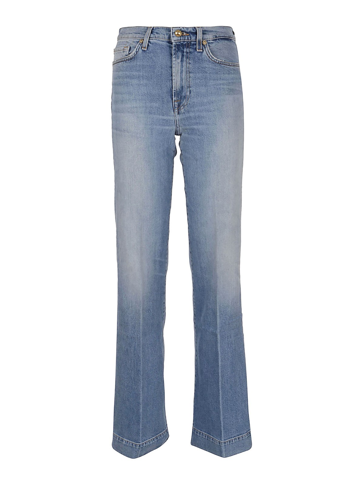 7 For All Mankind MODERN DOJO INTO YOU JEANS