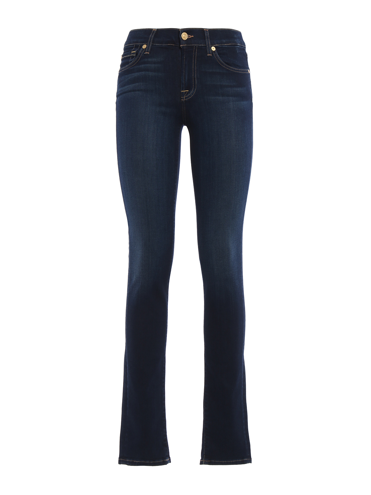the slim roxanne jeans by 7 for all mankind skinny jeans. Black Bedroom Furniture Sets. Home Design Ideas