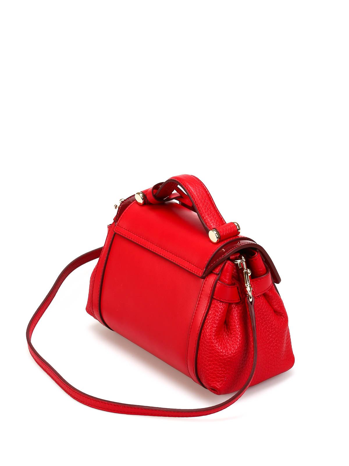 deffb793003bb1 Red Leather Cross Body Handbag | Stanford Center for Opportunity ...