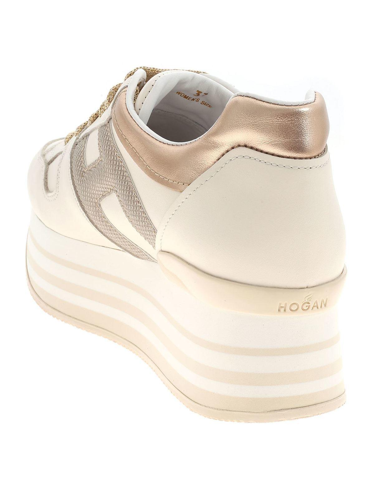 Trainers Hogan - Maxi H222 sneakers - HXW2830T548P940RAD   iKRIX.com