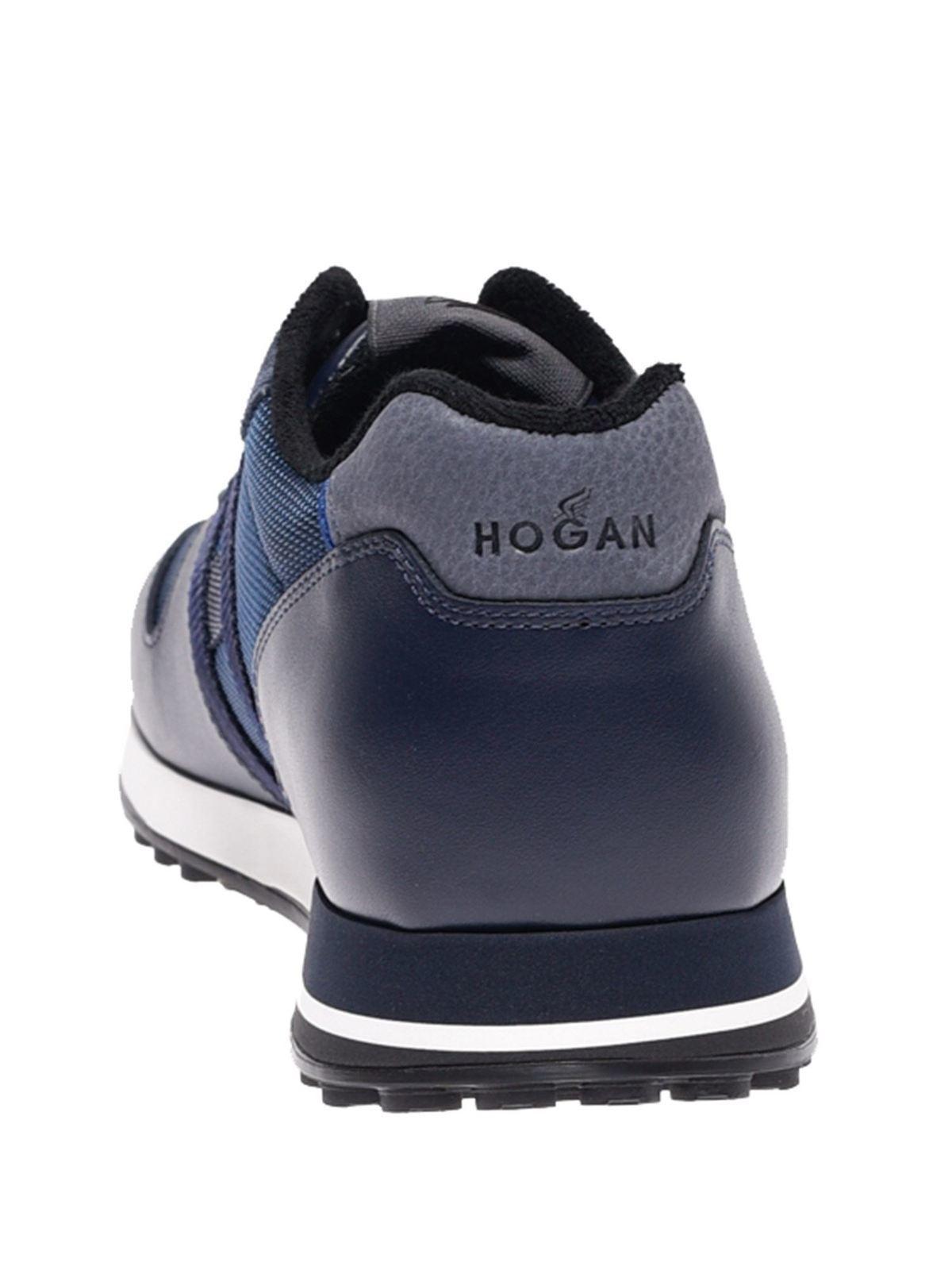 Sneakers Hogan - Sneakers H383 blu - HXM3830AN51PGN617V