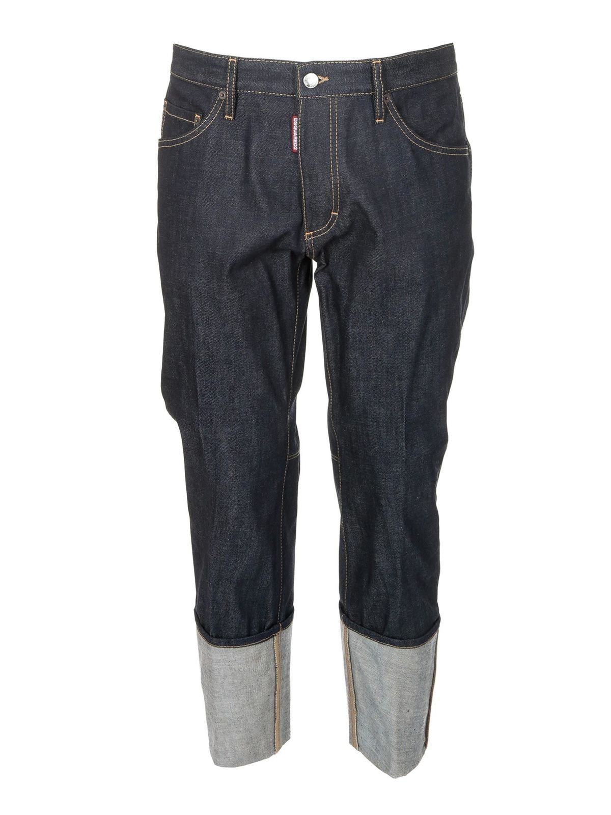 Dsquared2 SAILOR JEANS IN BLUE