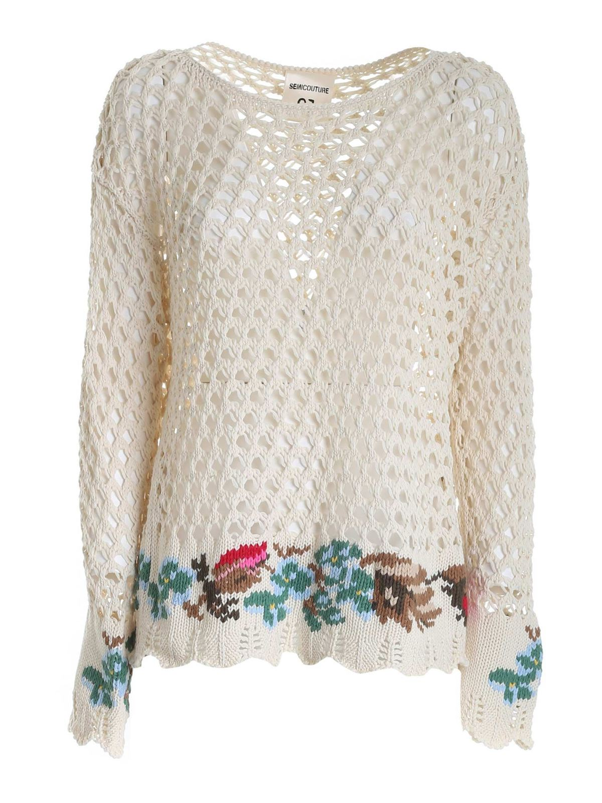 Semicouture Sweaters MARIE SWEATER