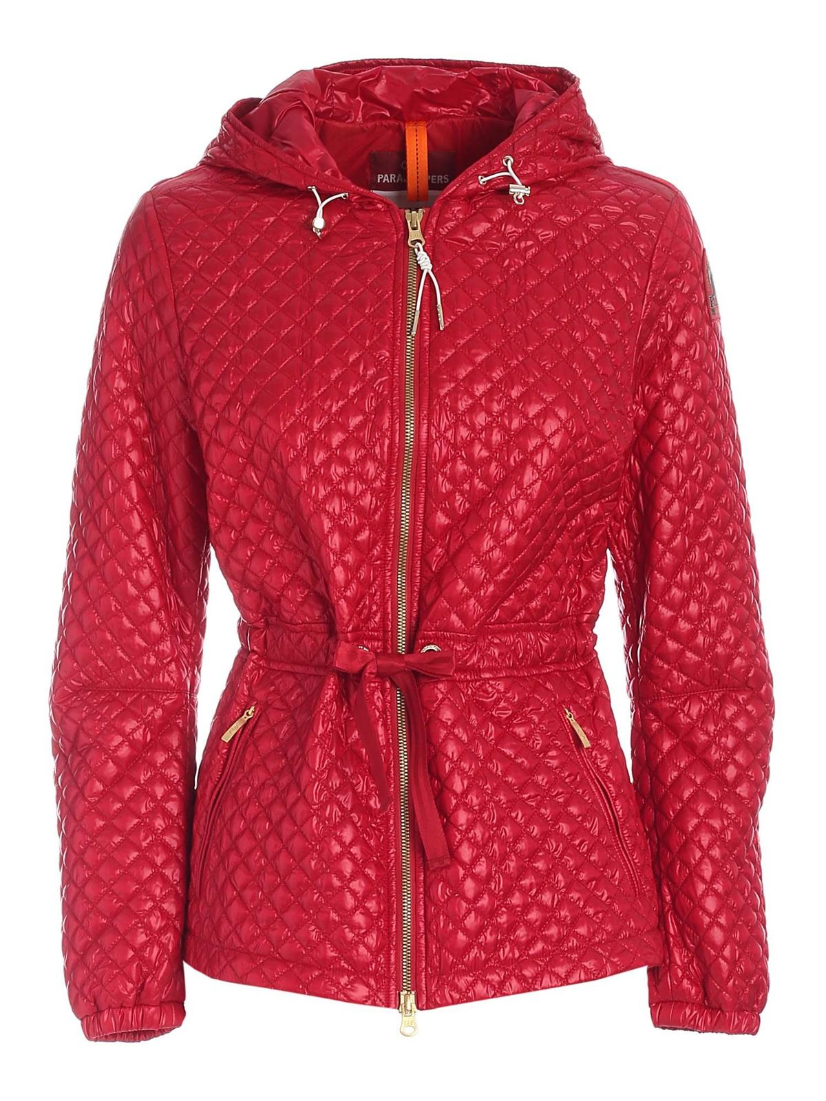 Parajumpers Jackets LILLY PUFFER JACKET IN RED
