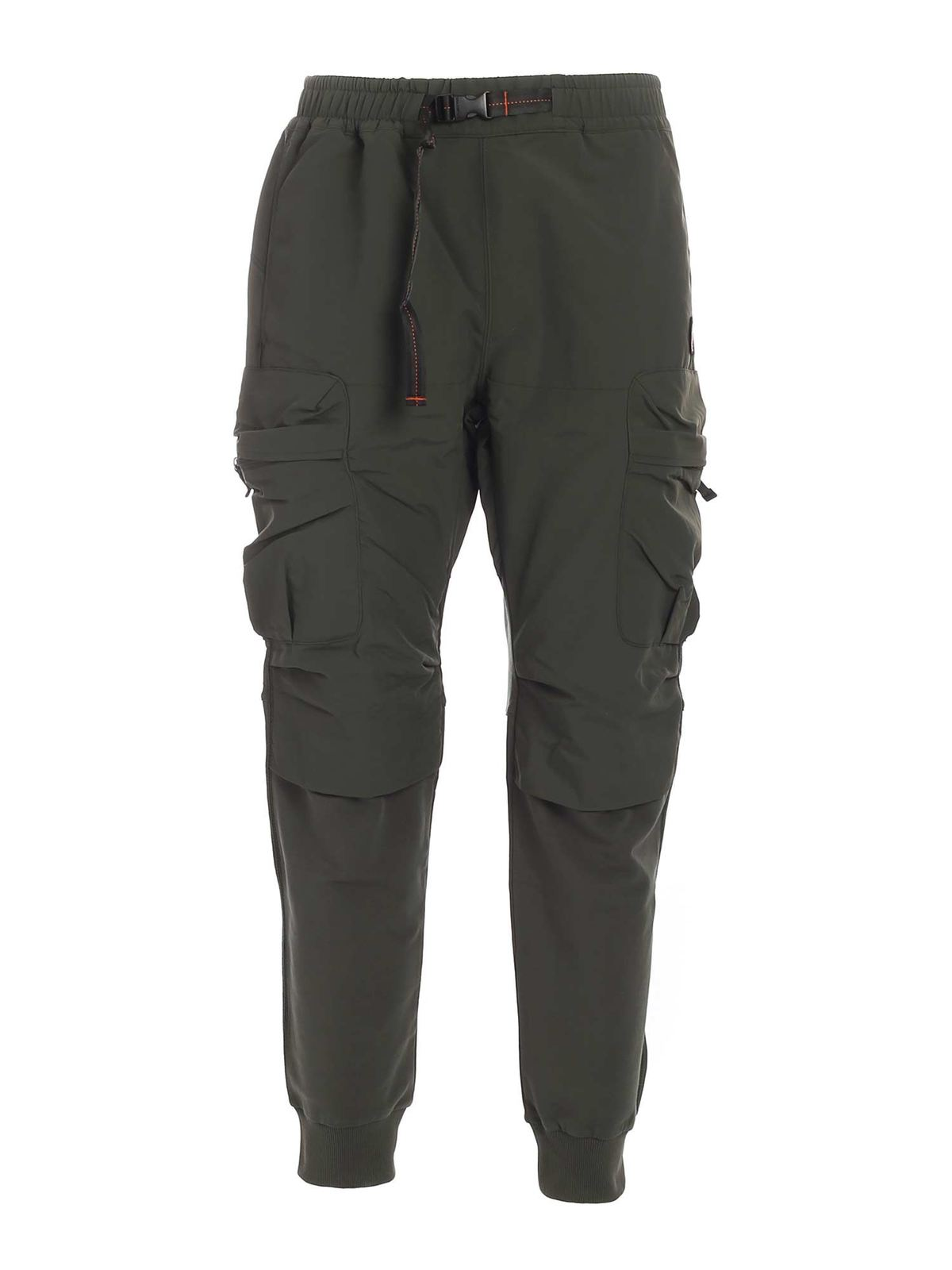 Parajumpers Cottons OSAGE PANTS IN GREEN