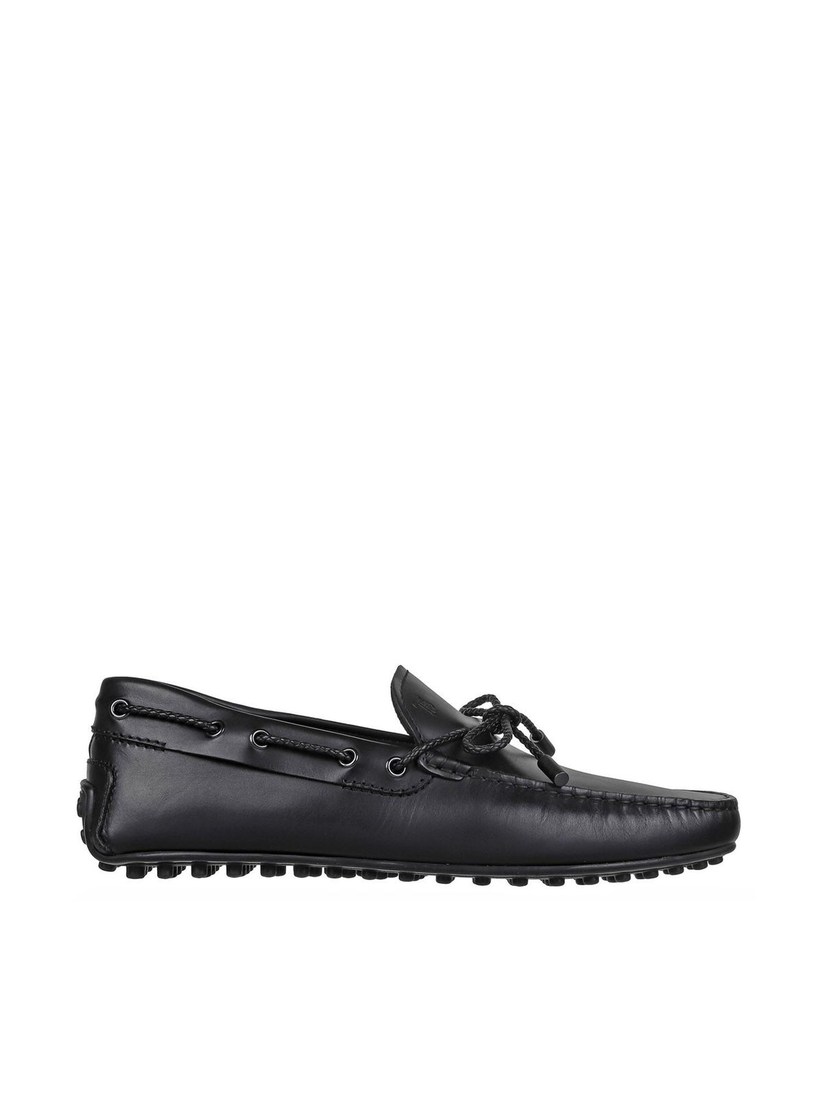 Tod's CITY LOAFERS IN BLACK