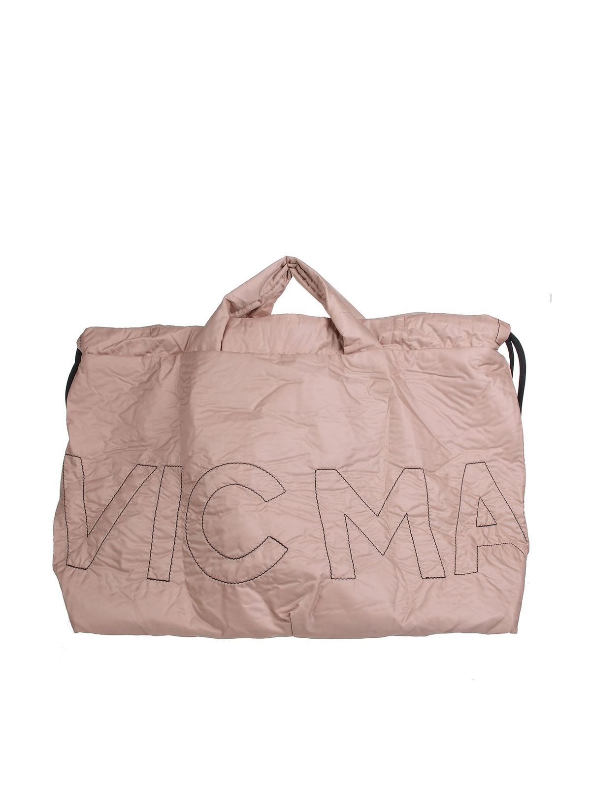 Vic Matie PENELOPE SHOPPING BAG IN PINK