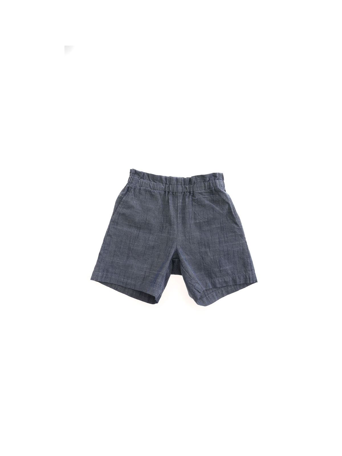Bonpoint Clothing LESLIE SHORTS IN BLUE