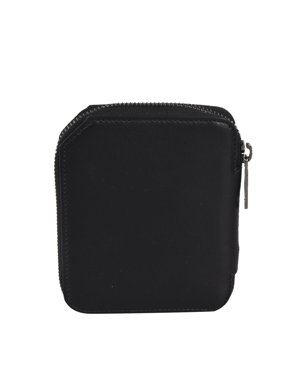 Givenchy LOGO WALLET IN BLACK