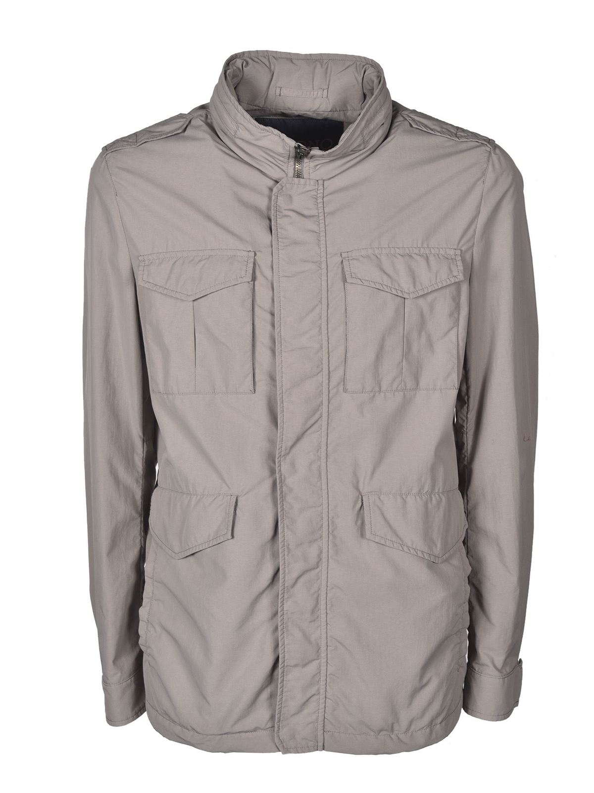 Herno FEEL JACKETS IN DOVE GREY