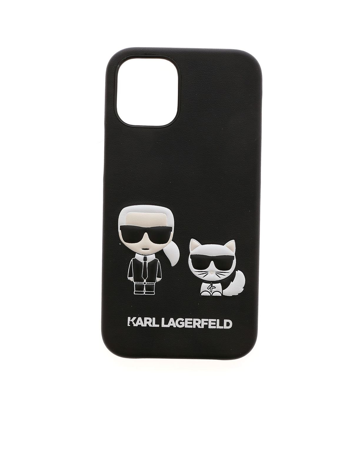 Karl Lagerfeld KARL AND CHOUPETTE IPHONE 12 MINI COVER