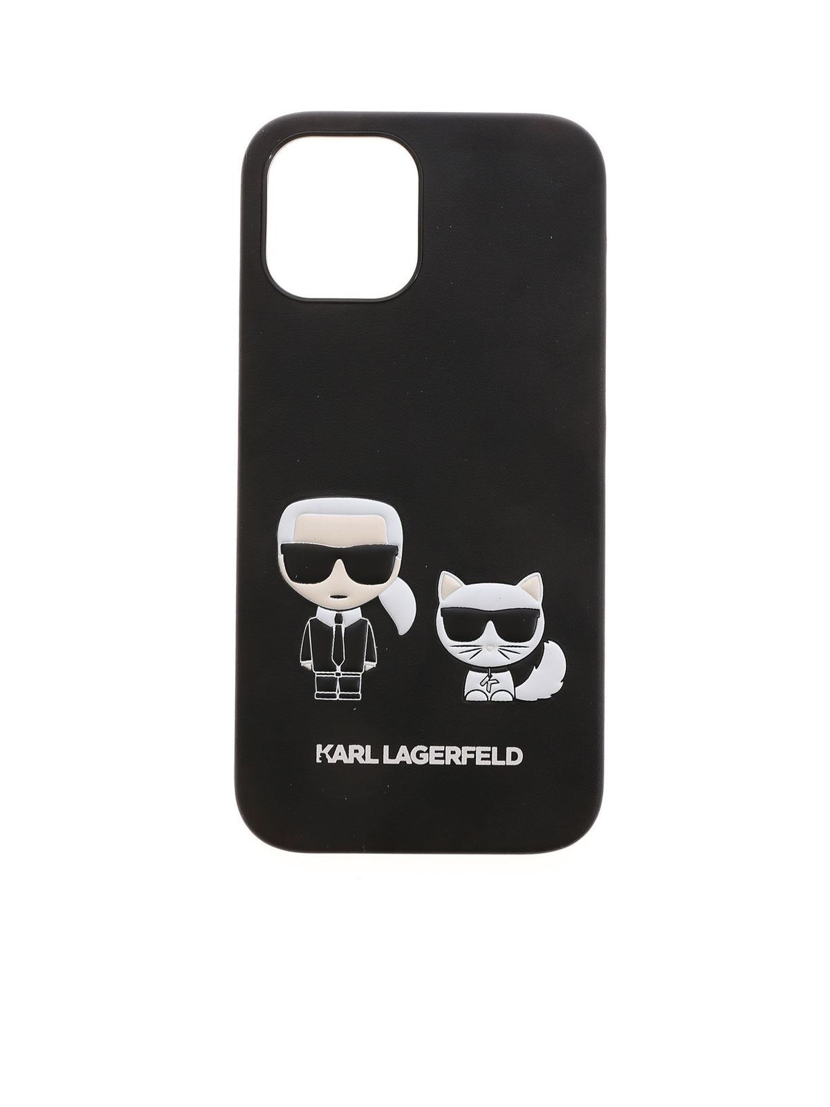 Karl Lagerfeld Phone cases KARL AND CHOUPETTE IPHONE 12PRO MAX COVER