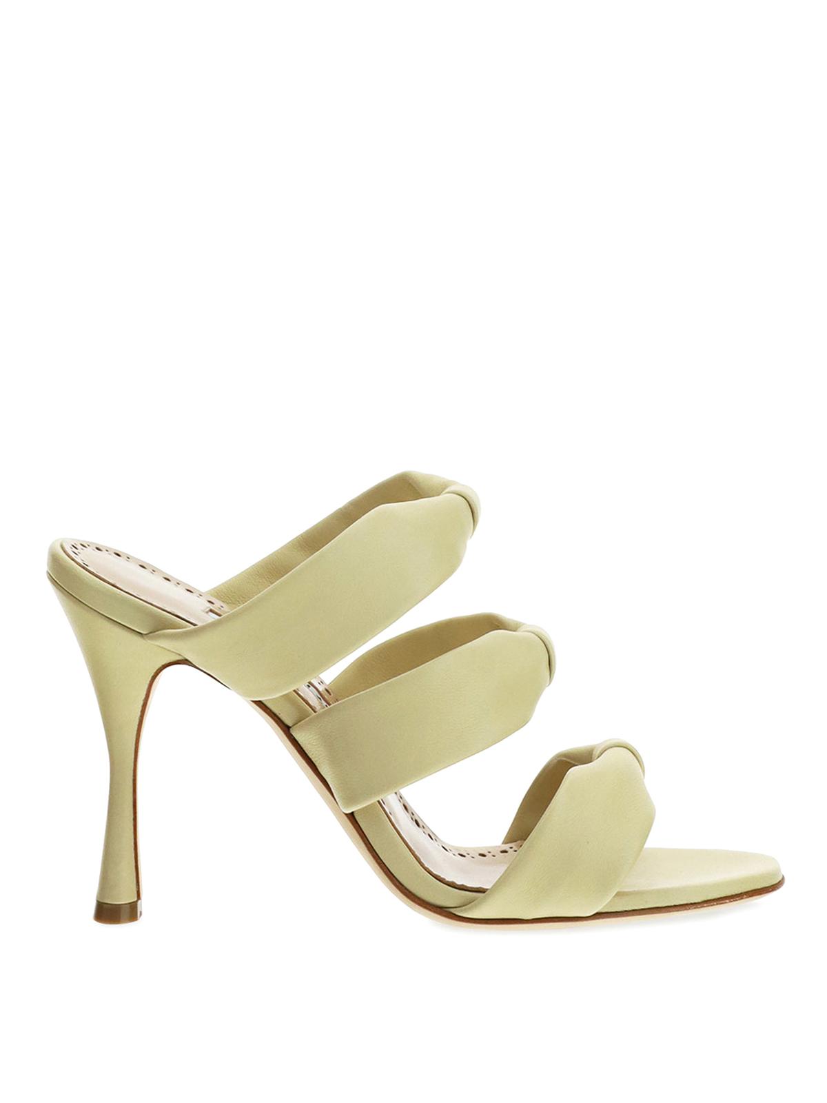 Manolo Blahnik High heels GYRICA SANDALS