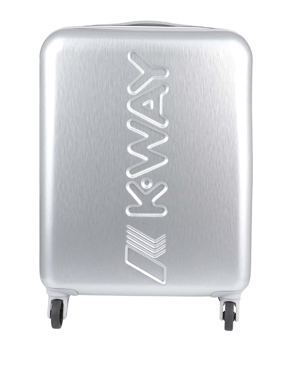K-way K-air Trolley In Silver