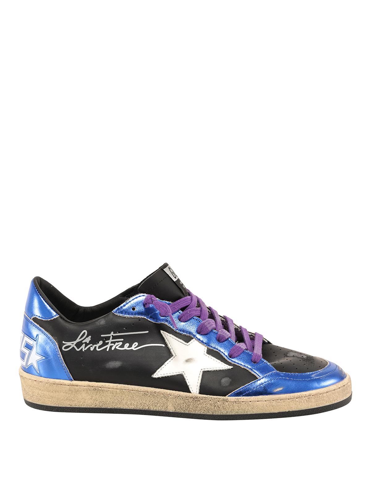 Golden Goose Sneakers BALL STAR SNEAKERS
