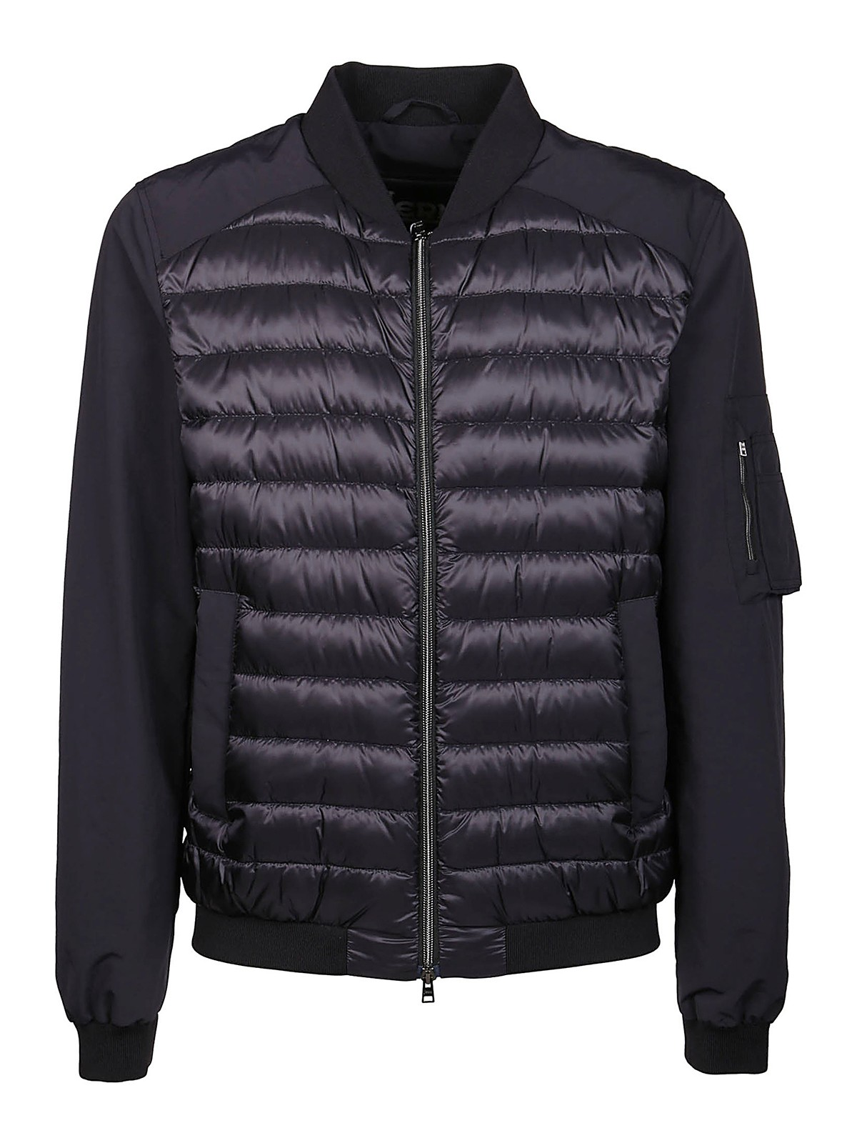 Herno Bomber jackets QUILTED PADDED BOMBER JACKET
