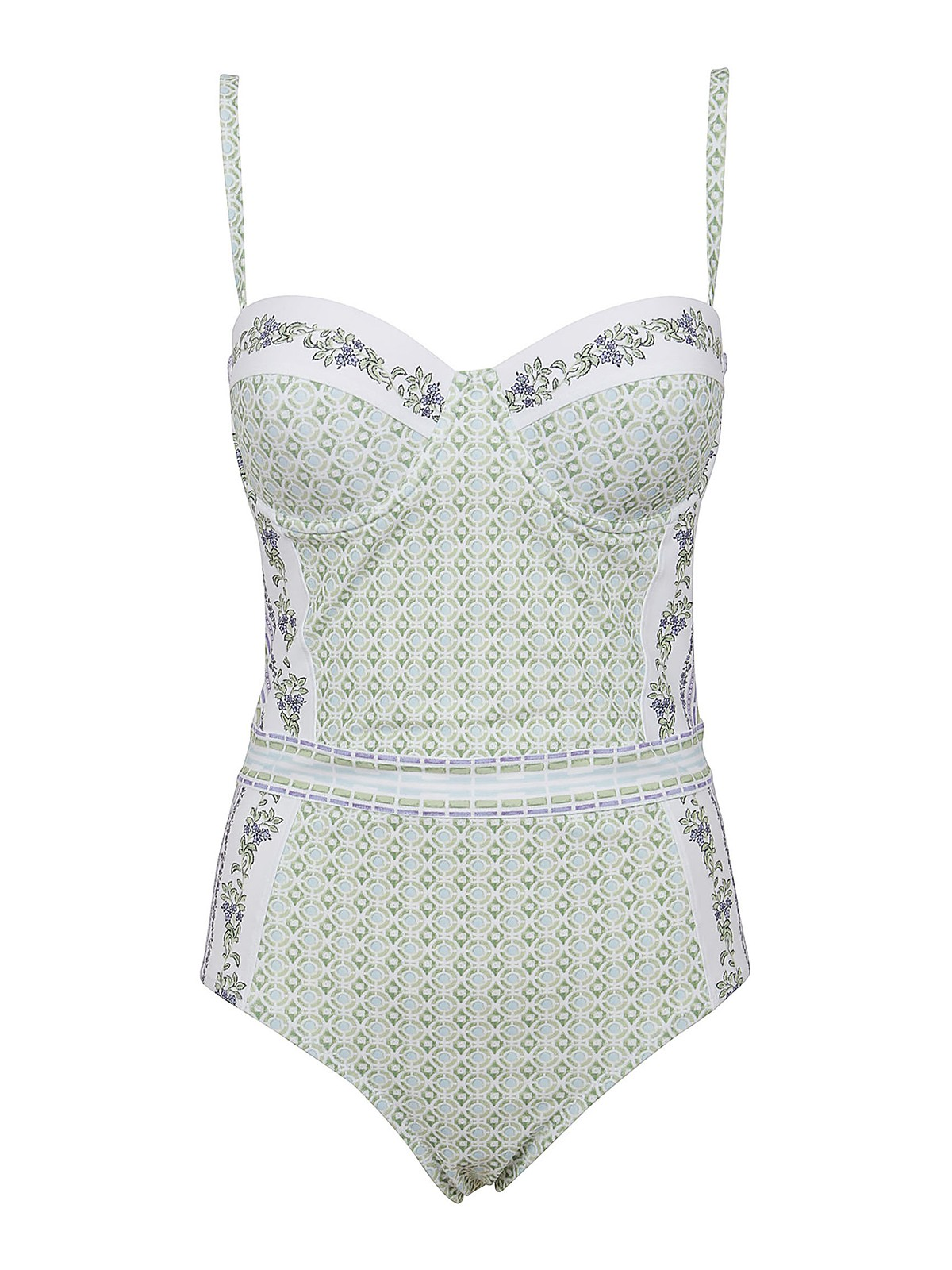 Tory Burch One-pieces LIPSI FLORAL ONE-PIECE