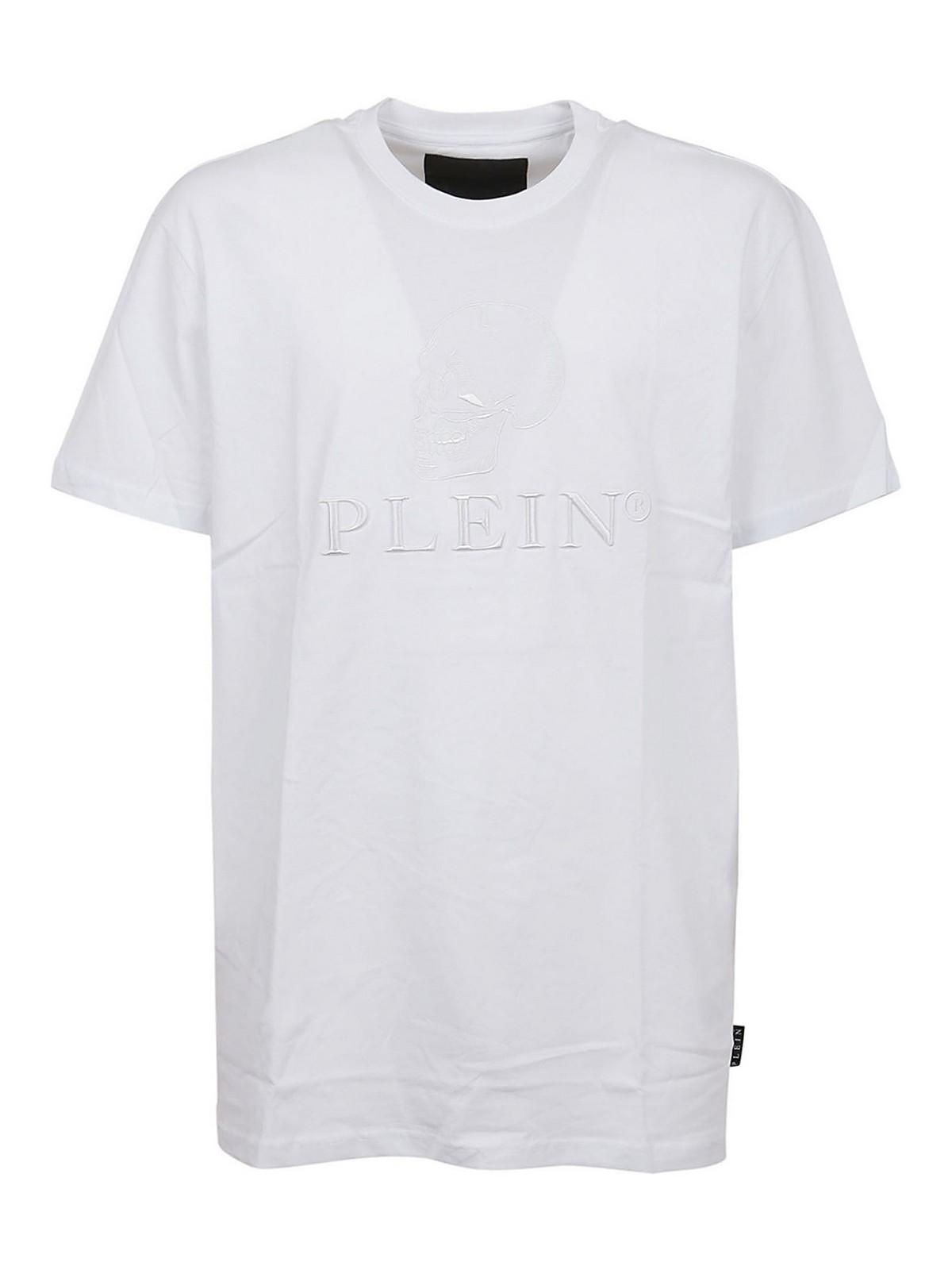 Philipp Plein T-shirts SKULL T-SHIRT