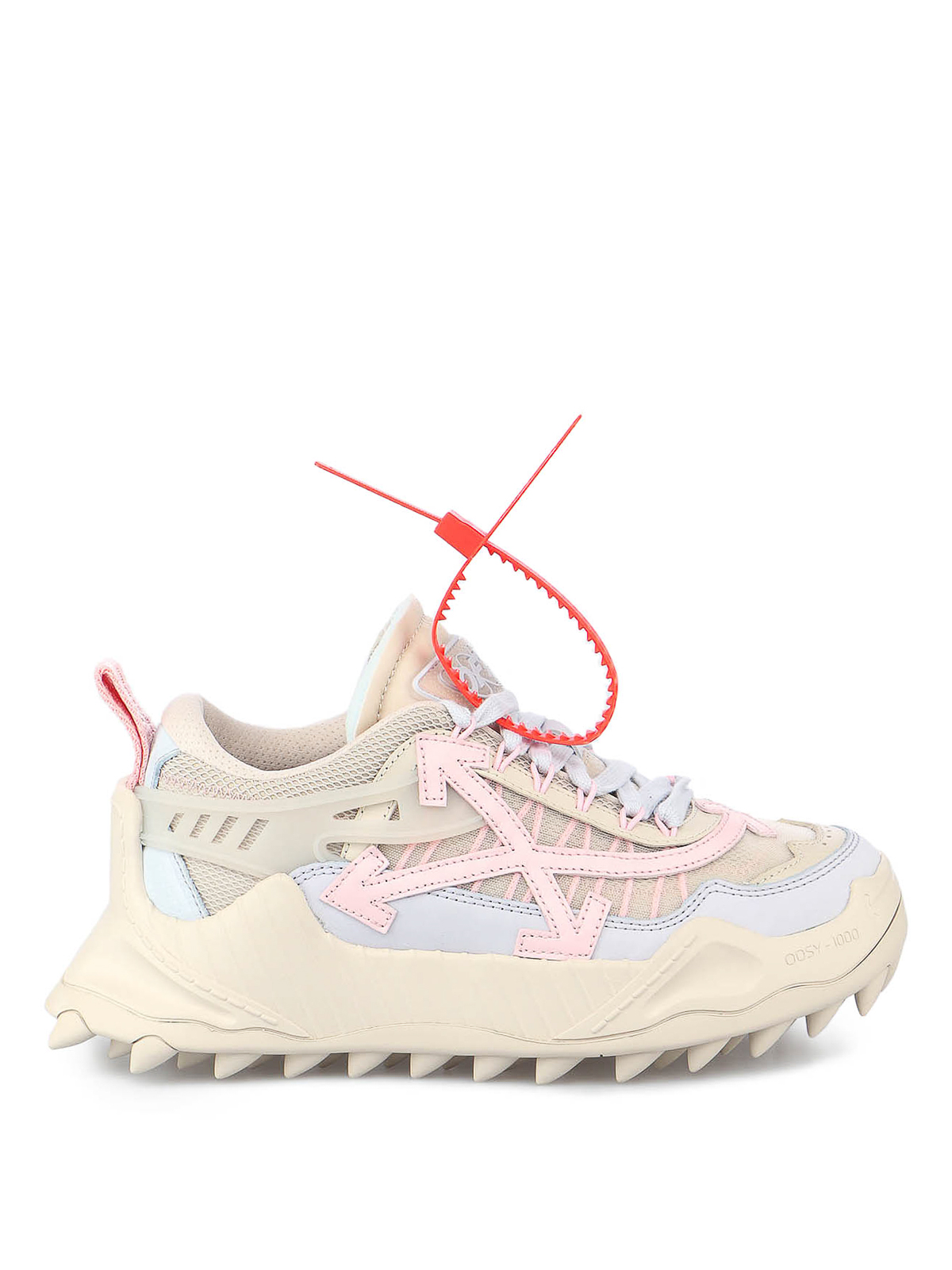 Off-White Leathers ODSY-1000SNEAKERS