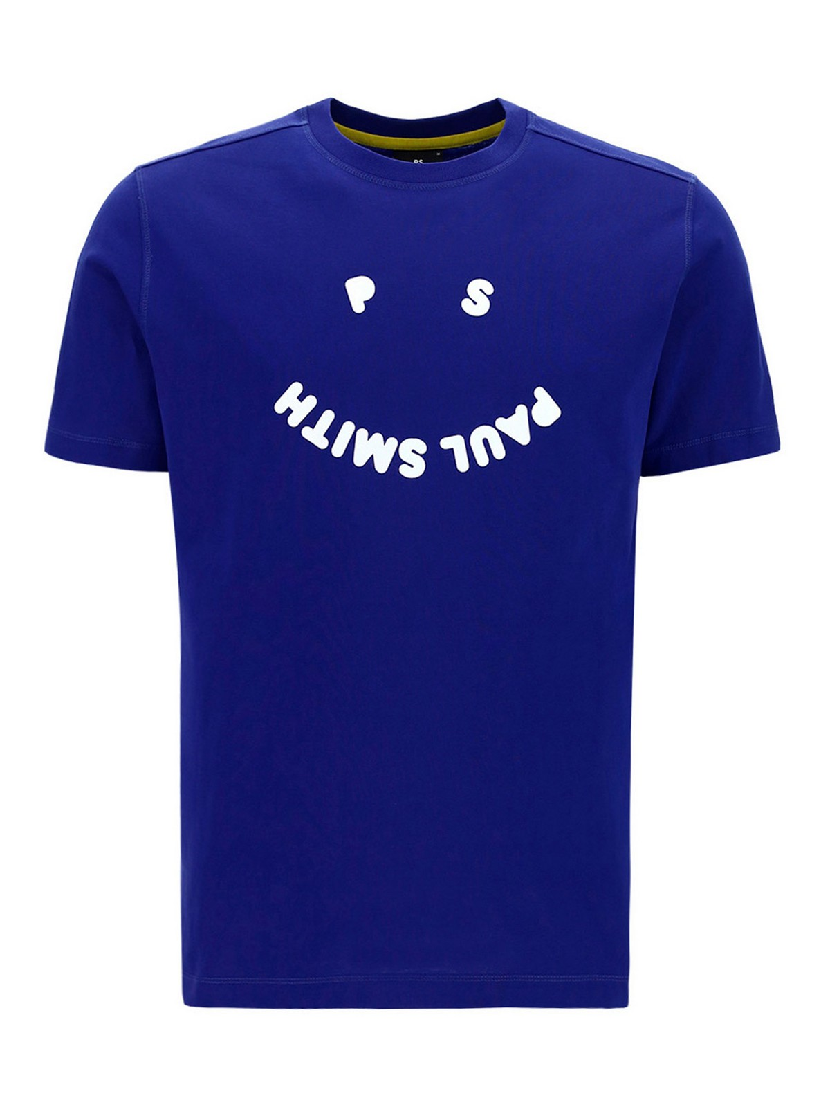 Paul Smith Cottons HAPPY T-SHIRT