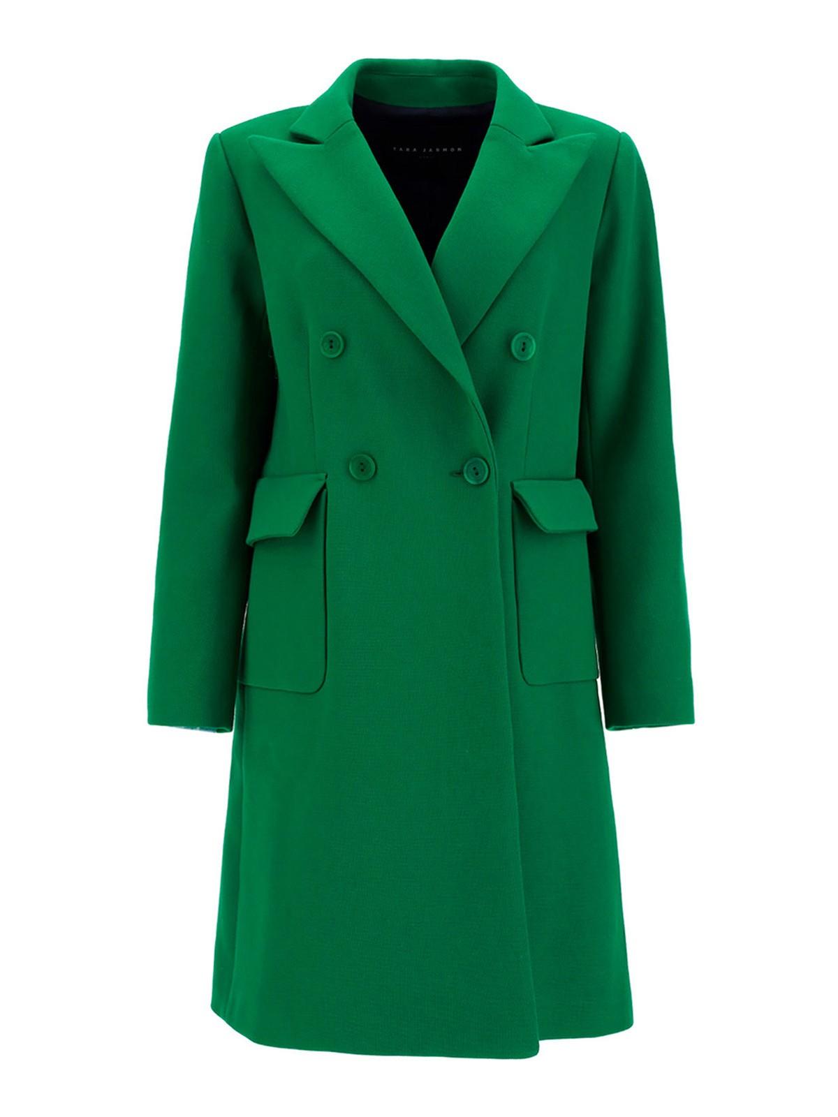 Tara Jarmon Coats MARY COTTON COAT
