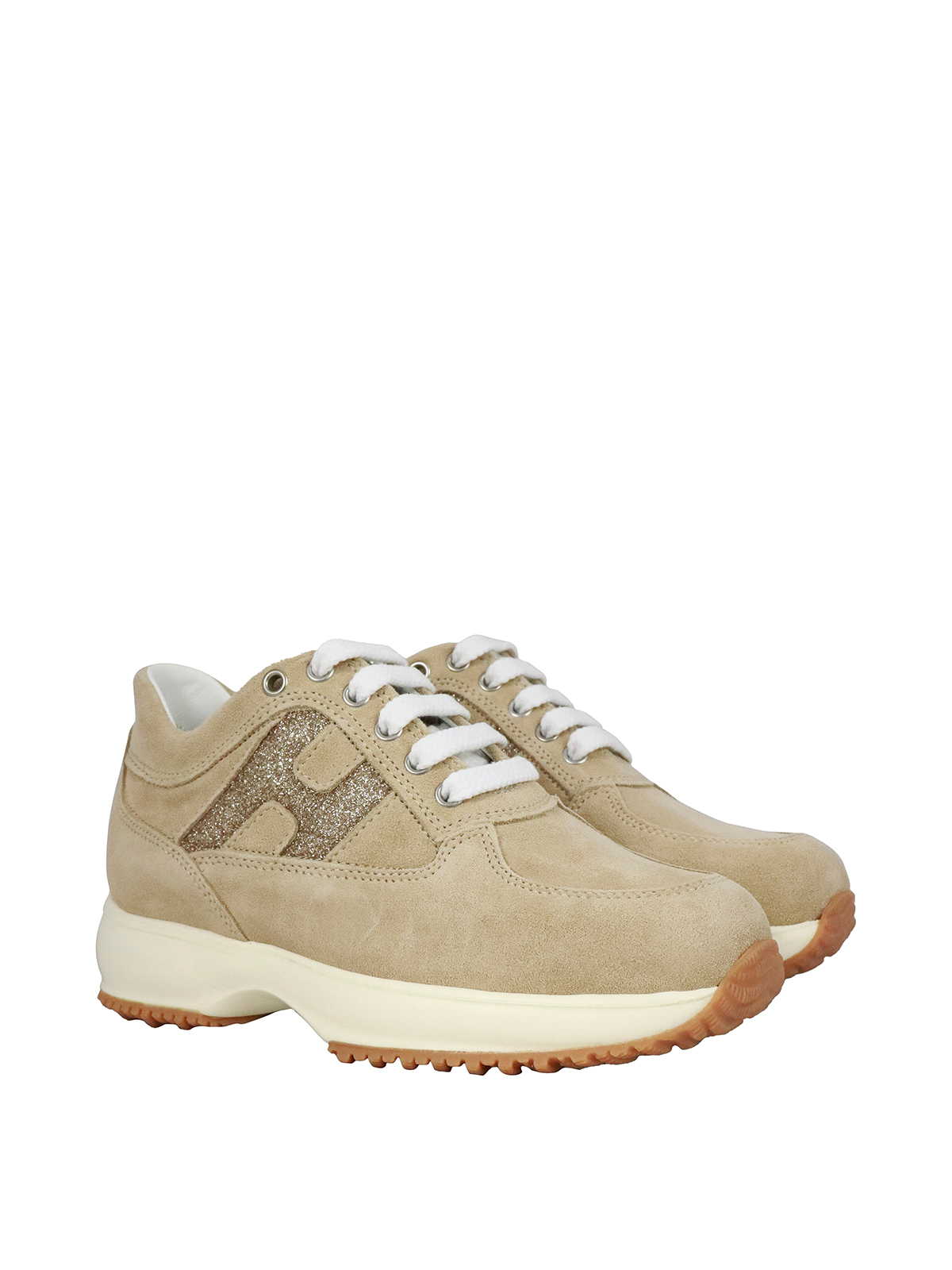 Hogan Junior - Interactive sneakers - trainers - HXC00N0O241FTY2F22