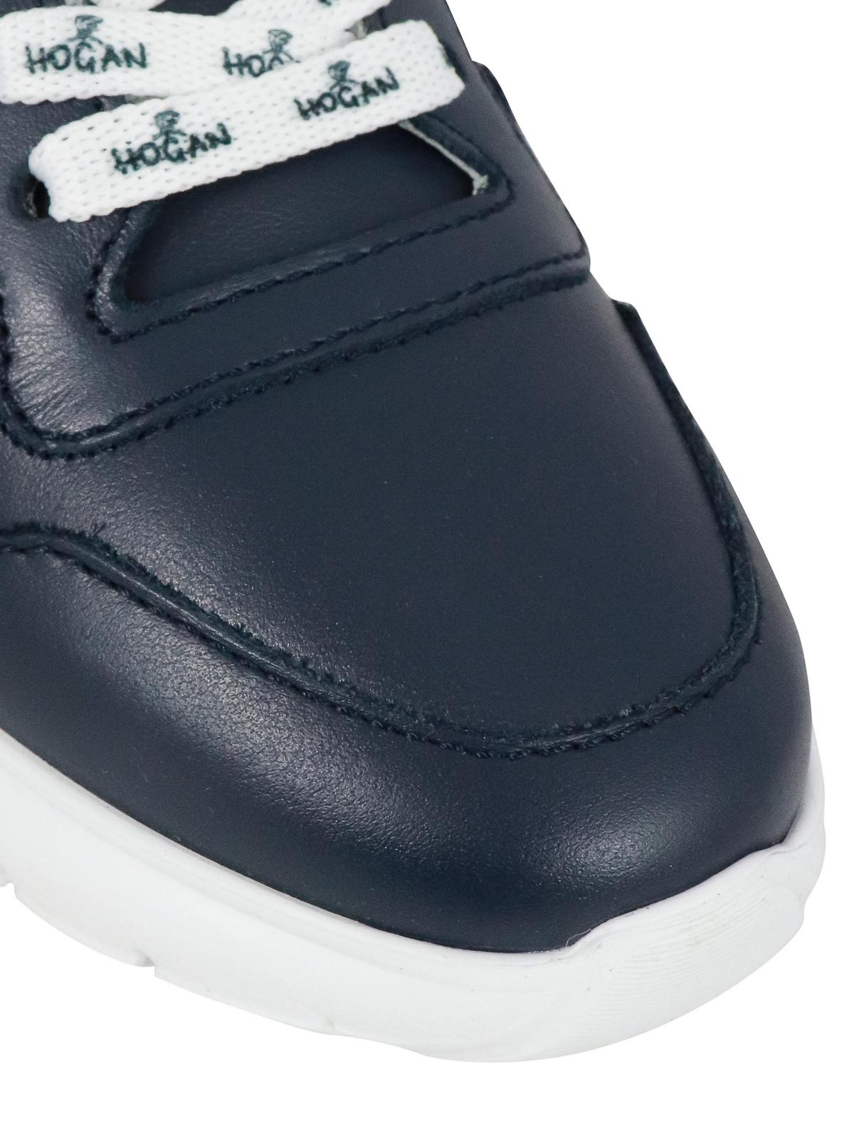 Hogan Junior - Interactive³ sneakers - trainers - HXC3710CO20G9QAU51