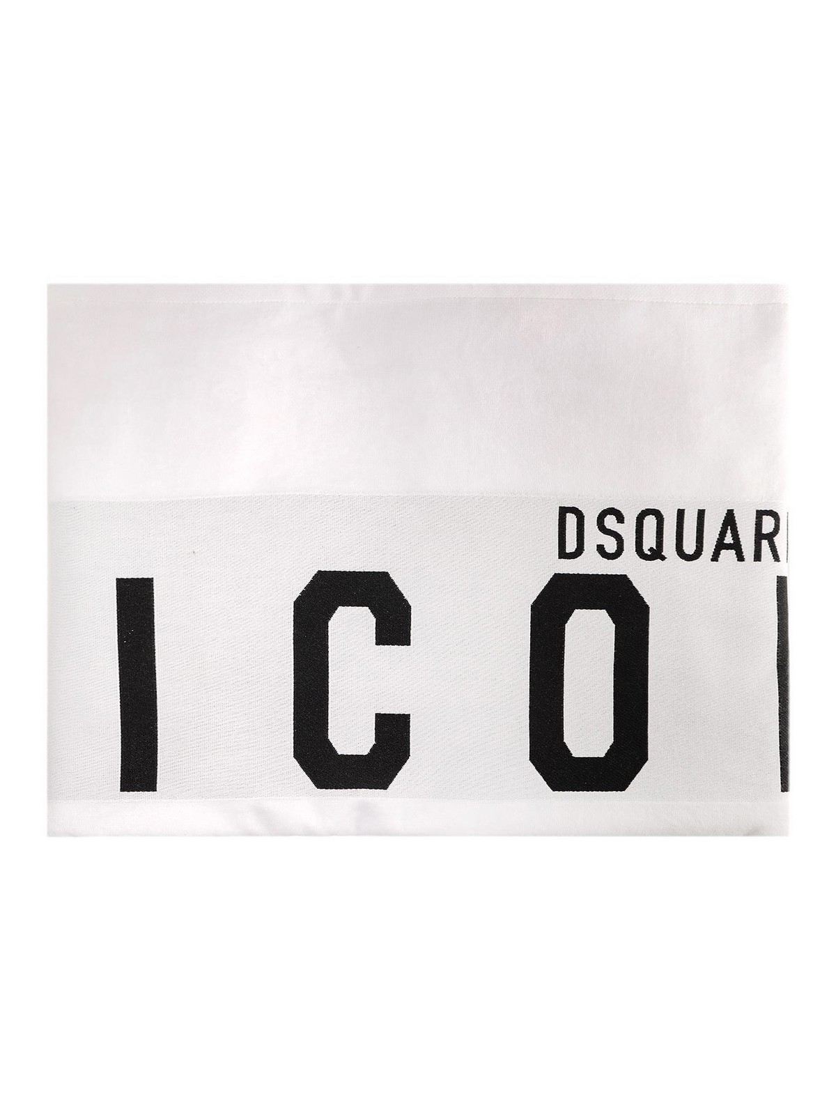Dsquared2 Cottons ICON BEACH TOWEL