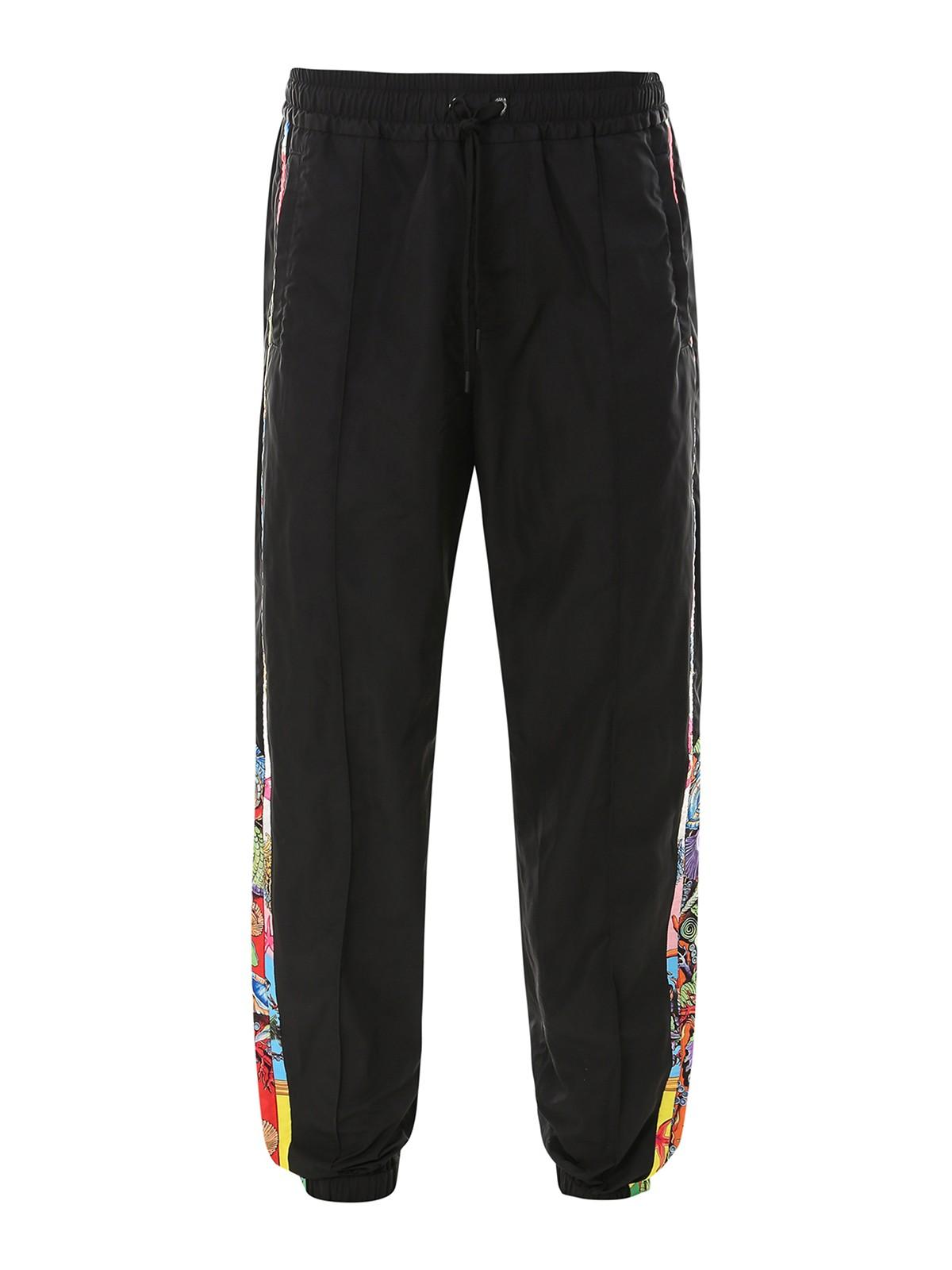 Versace Pants DRAWSTRING TROUSERS