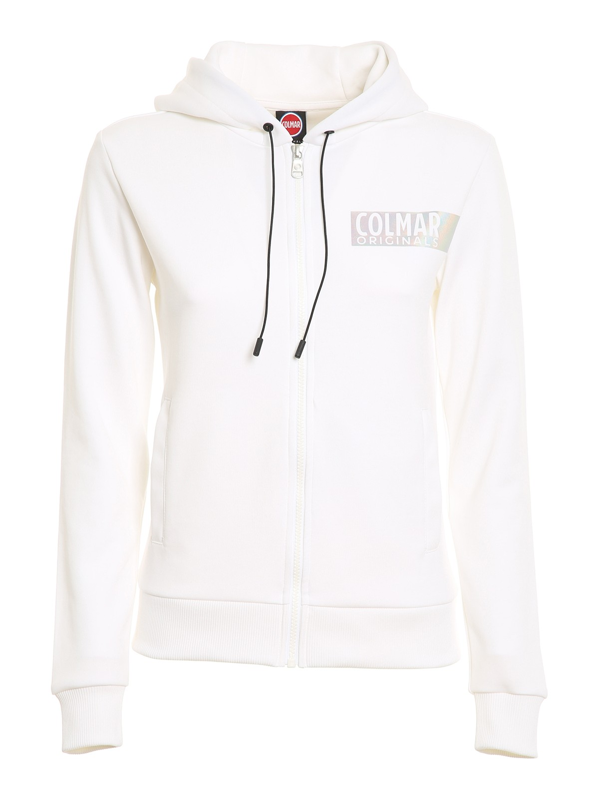 Colmar Originals Cottons IRIDESCENT LOGO HOODIE