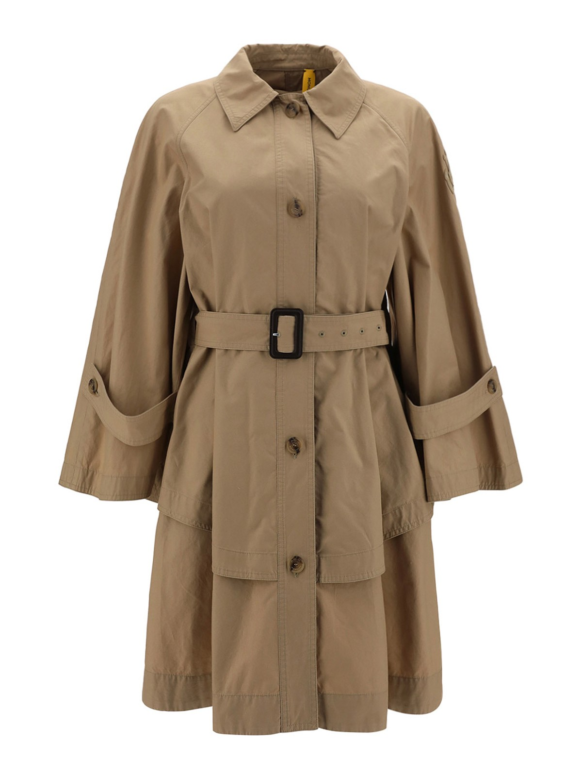 Moncler Cottons DUNGENESS TRENCH COAT