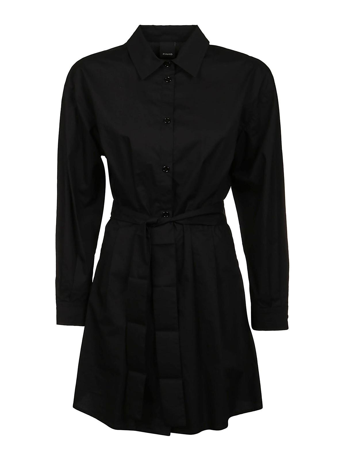 Pinko FANATICO SHIRT DRESS