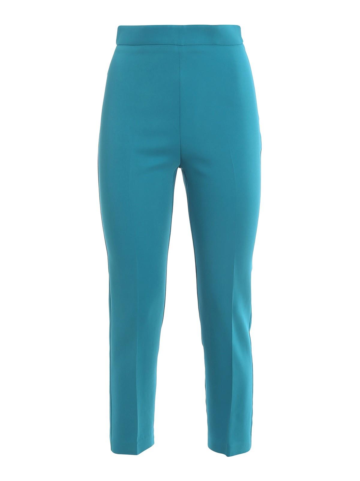 Pinko Bea 6 Pants In Light Blue