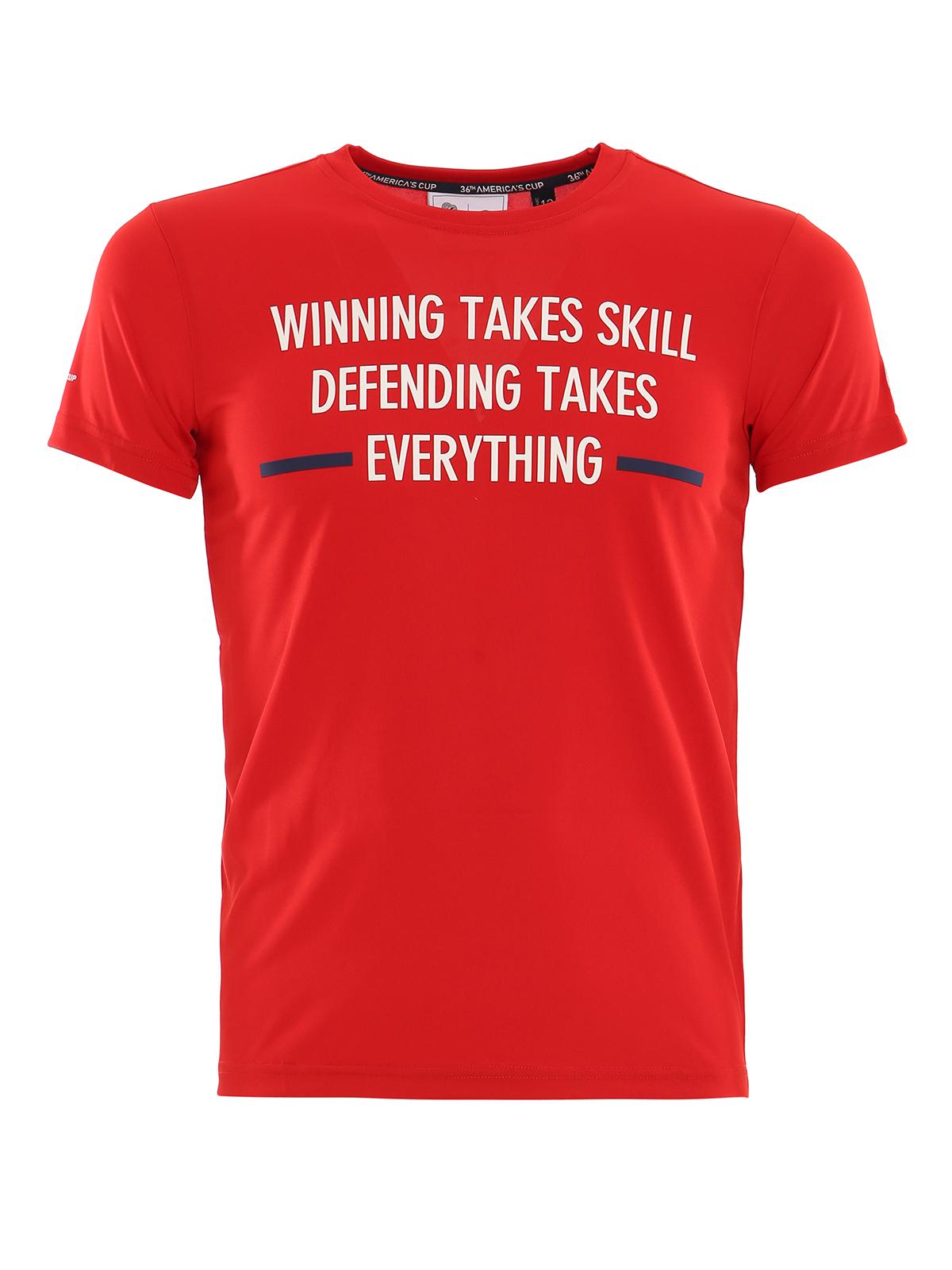 North Sails T-shirts BREEZE T-SHIRT