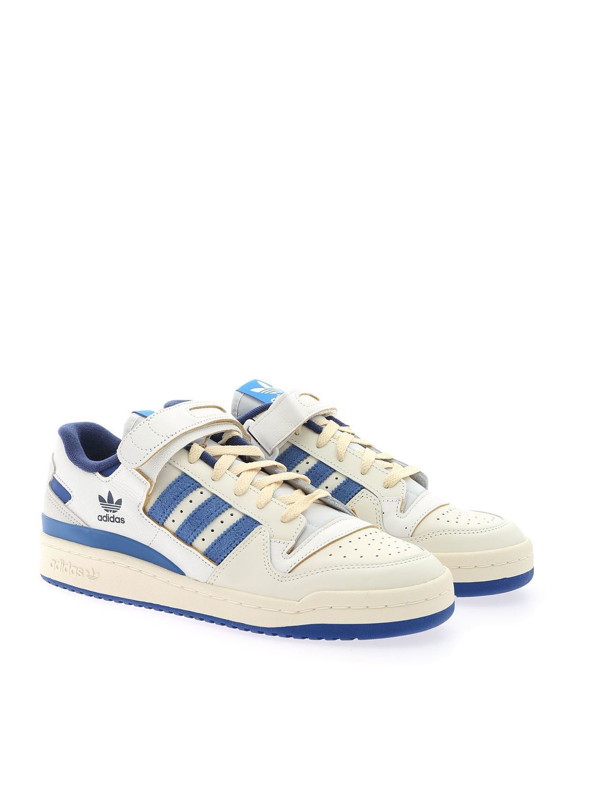 Adidas Originals - Forum 84 Low sneakers in white - trainers - S23764