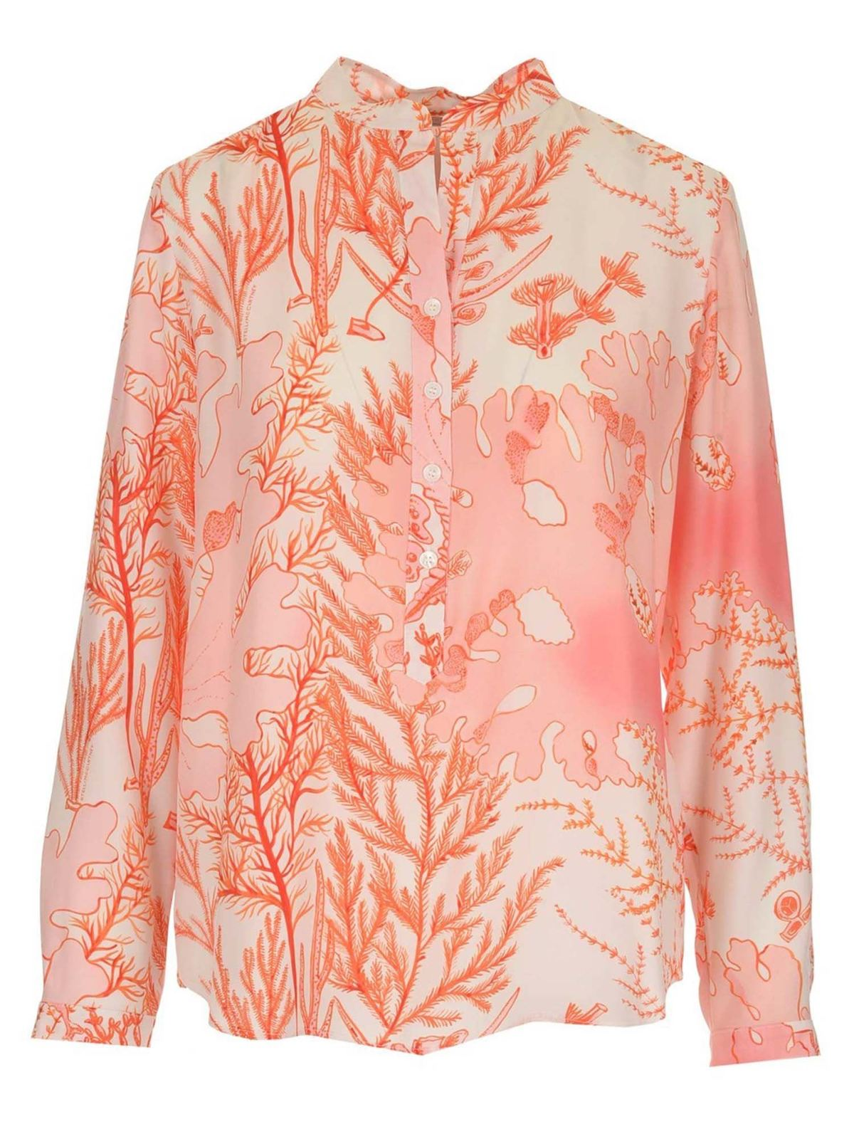 Stella Mccartney EVA BLOUSE IN PINK