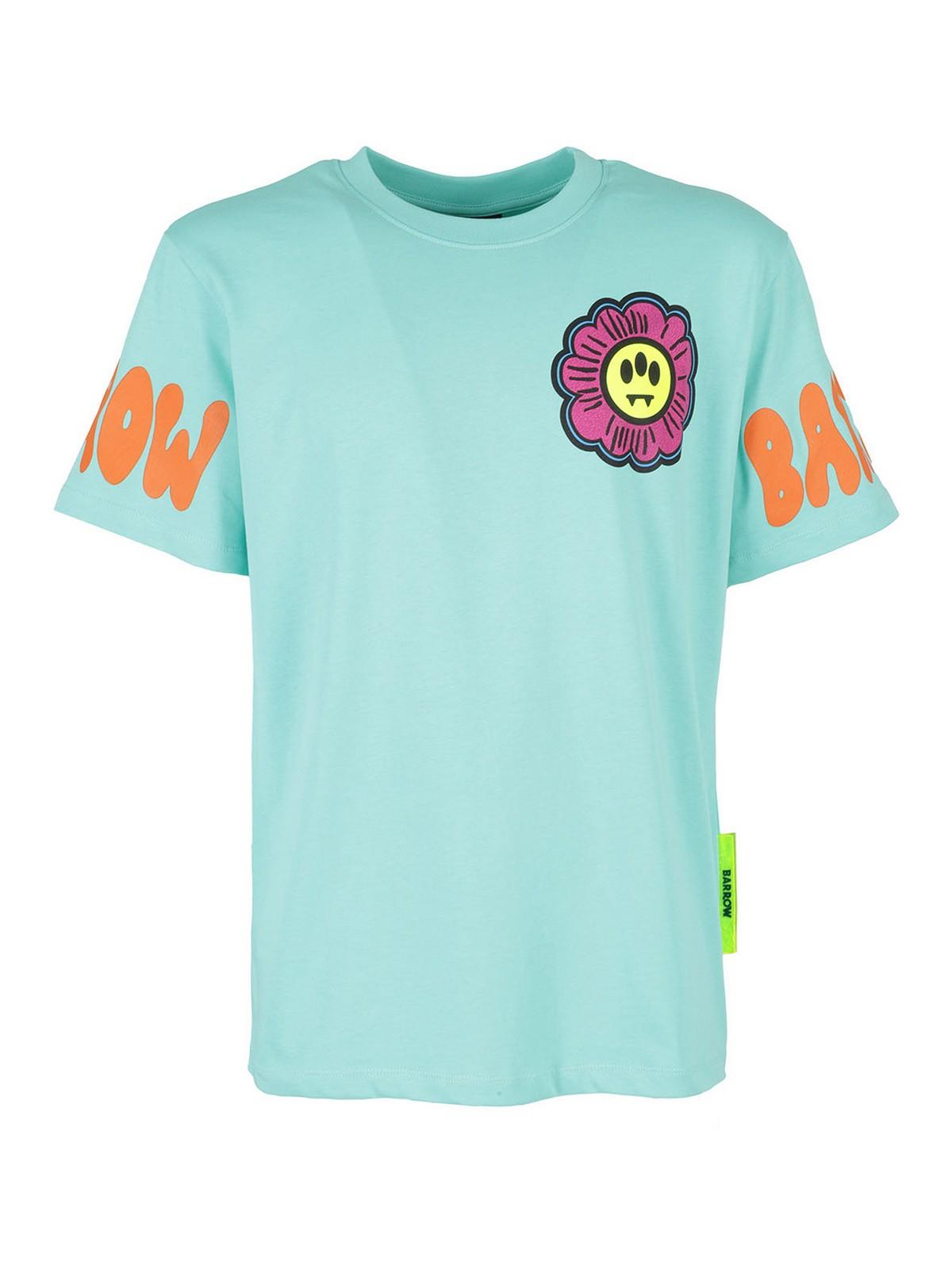 Barrow T-shirts GRAPHIC PRINT T-SHIRT