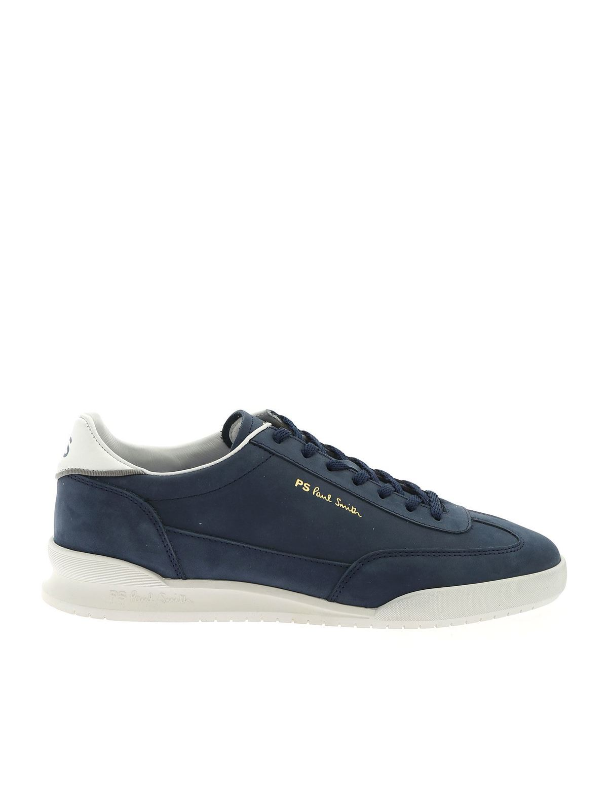 Ps By Paul Smith Sneakers DOVER SNEAKERS IN BLUE