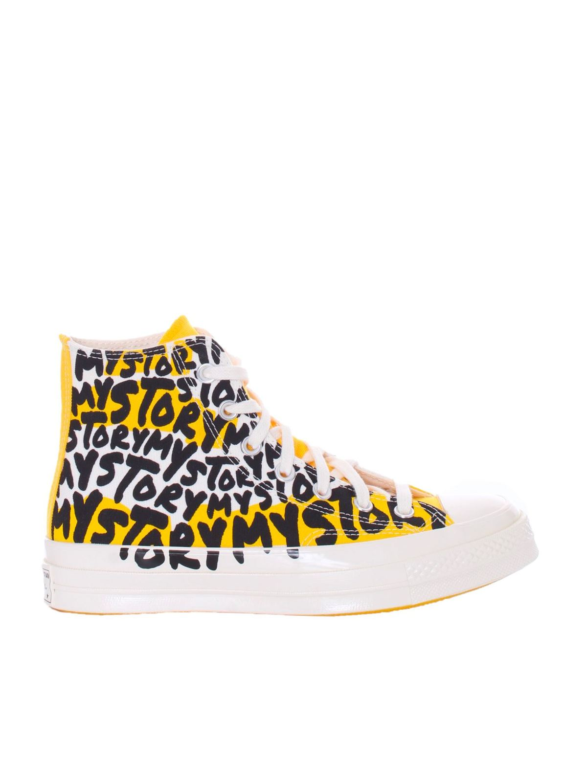 Converse MY STORY CHUCK 70 HIGH TOP SNEAKERS