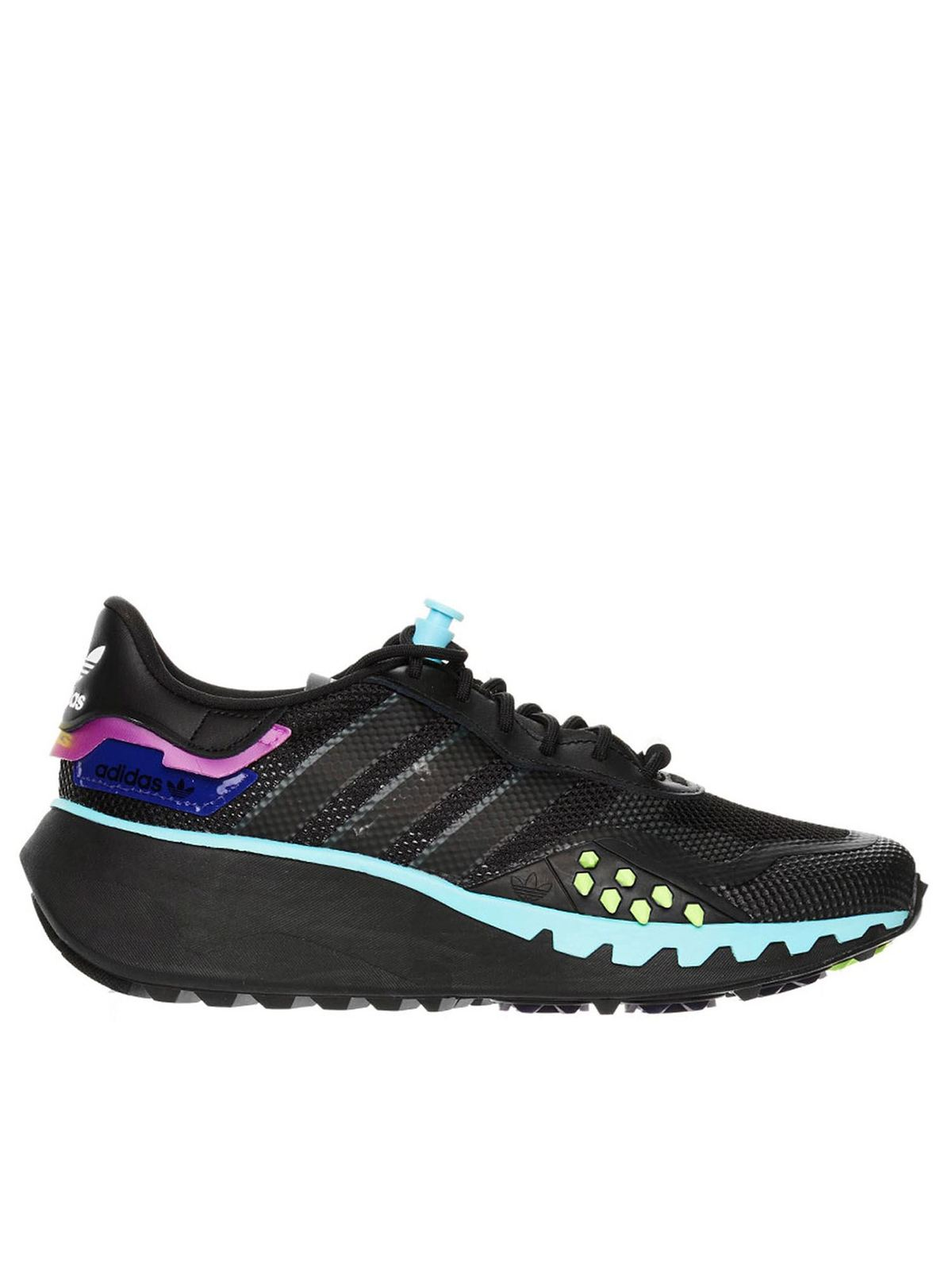 Adidas Originals CHOIGO SNEAKERS IN BLACK