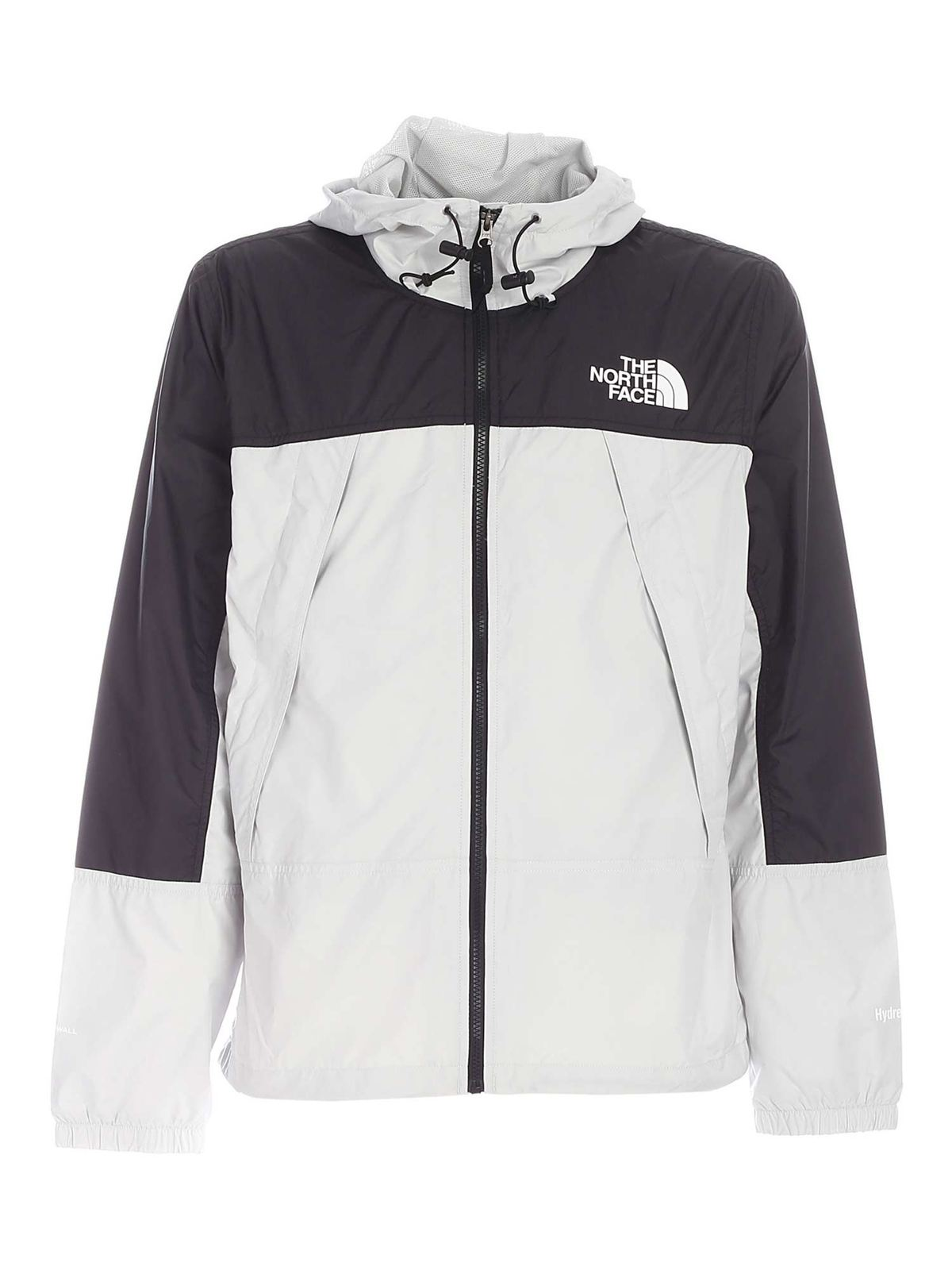 The North Face HYDREN WING JACKET IN LIGHT GREY