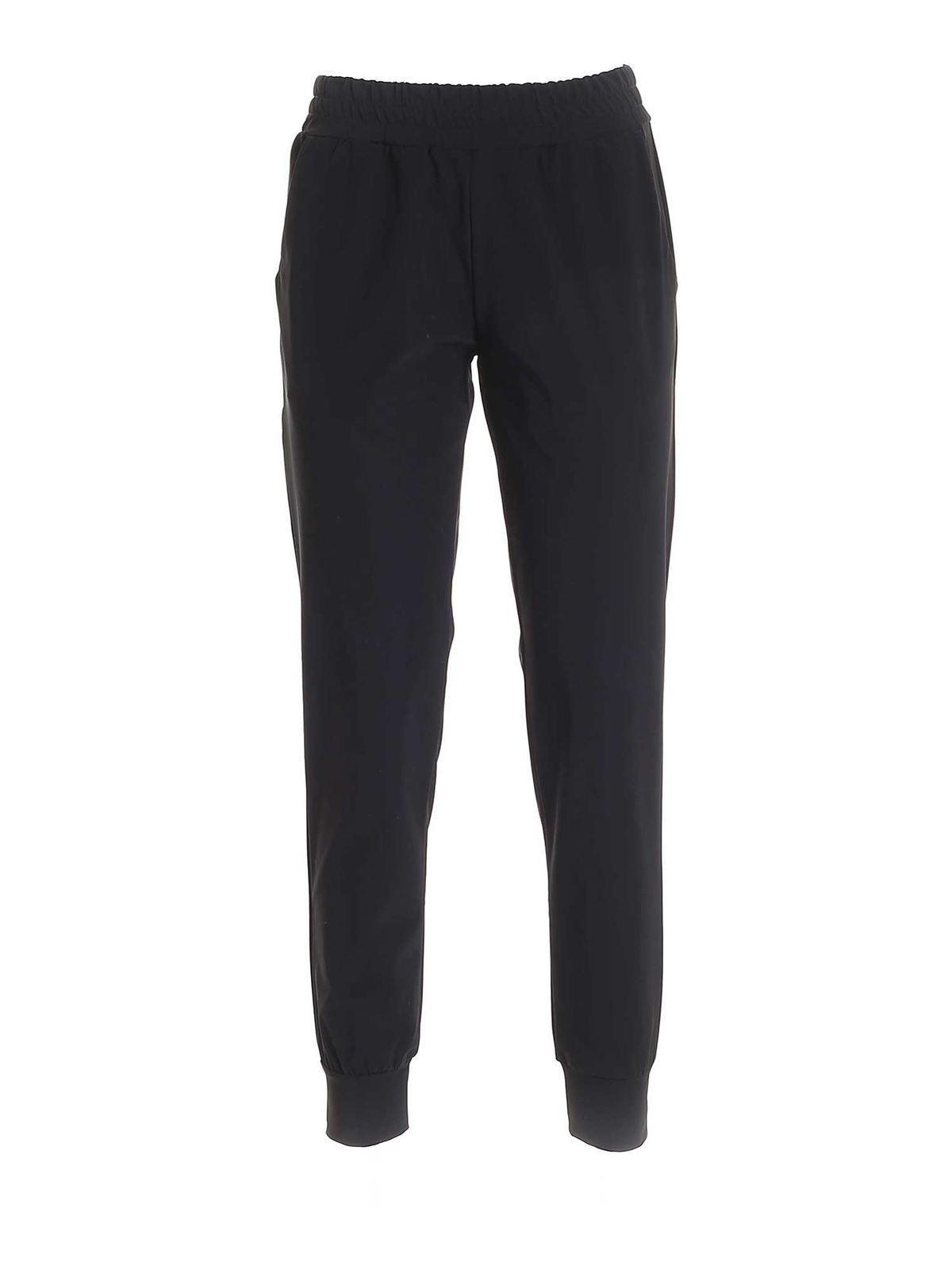 Rrd Roberto Ricci Designs Elasticated Waist Pants In Black